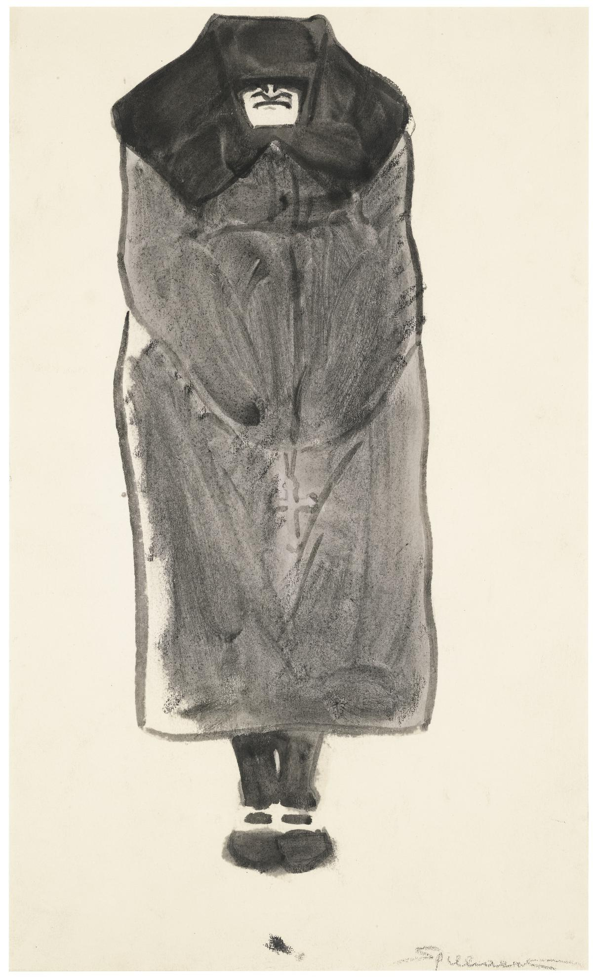 Leon Spilliaert-Religieuse-1901