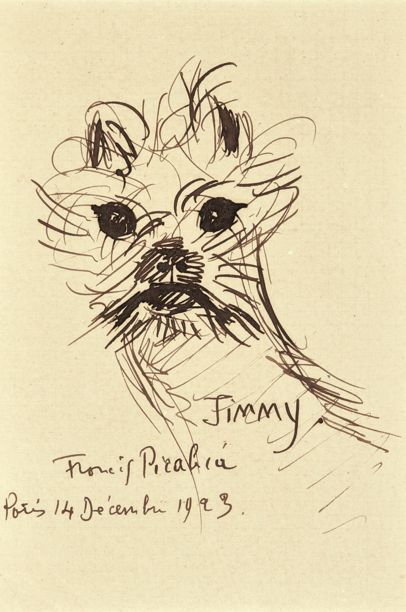 Francis Picabia-Jimmy-1923