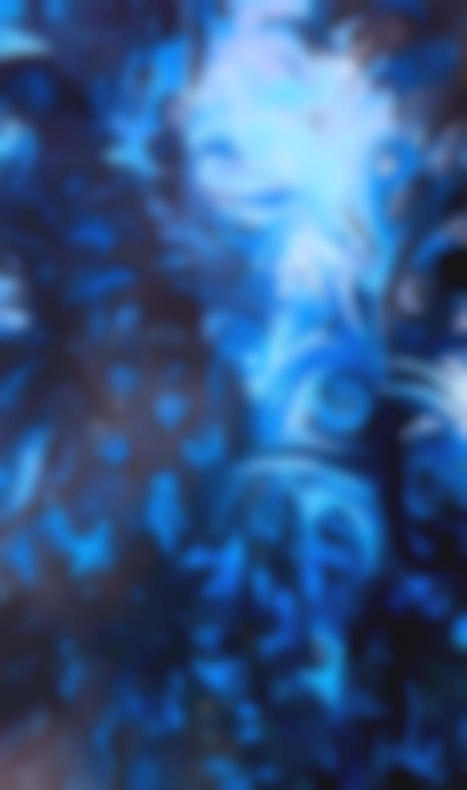 Prof. Uche Okeke - Blue Forest-
