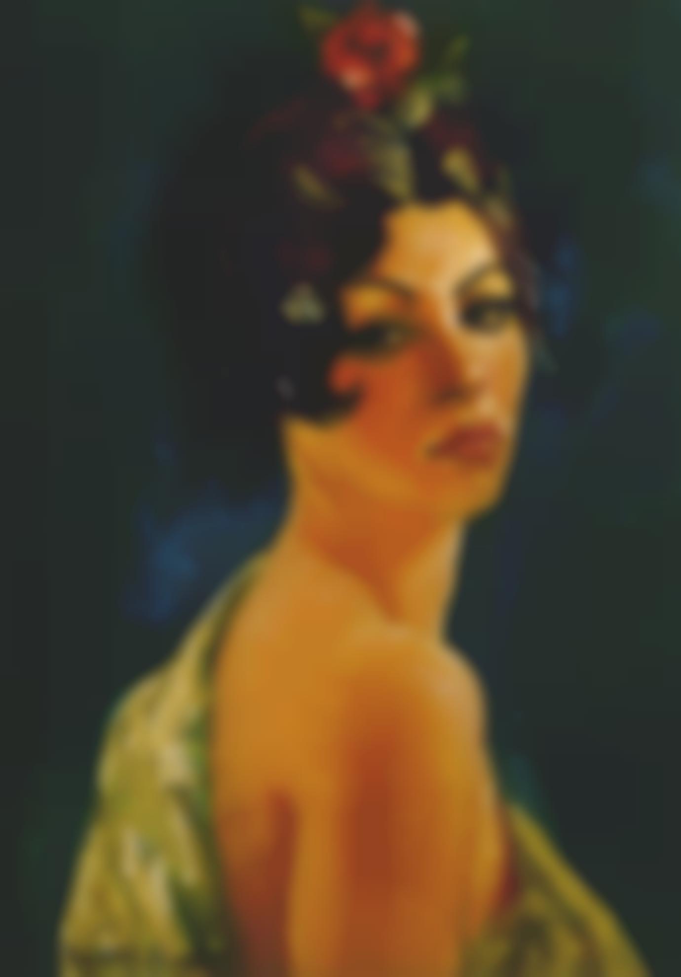 Francis Picabia-Espagnole-1942
