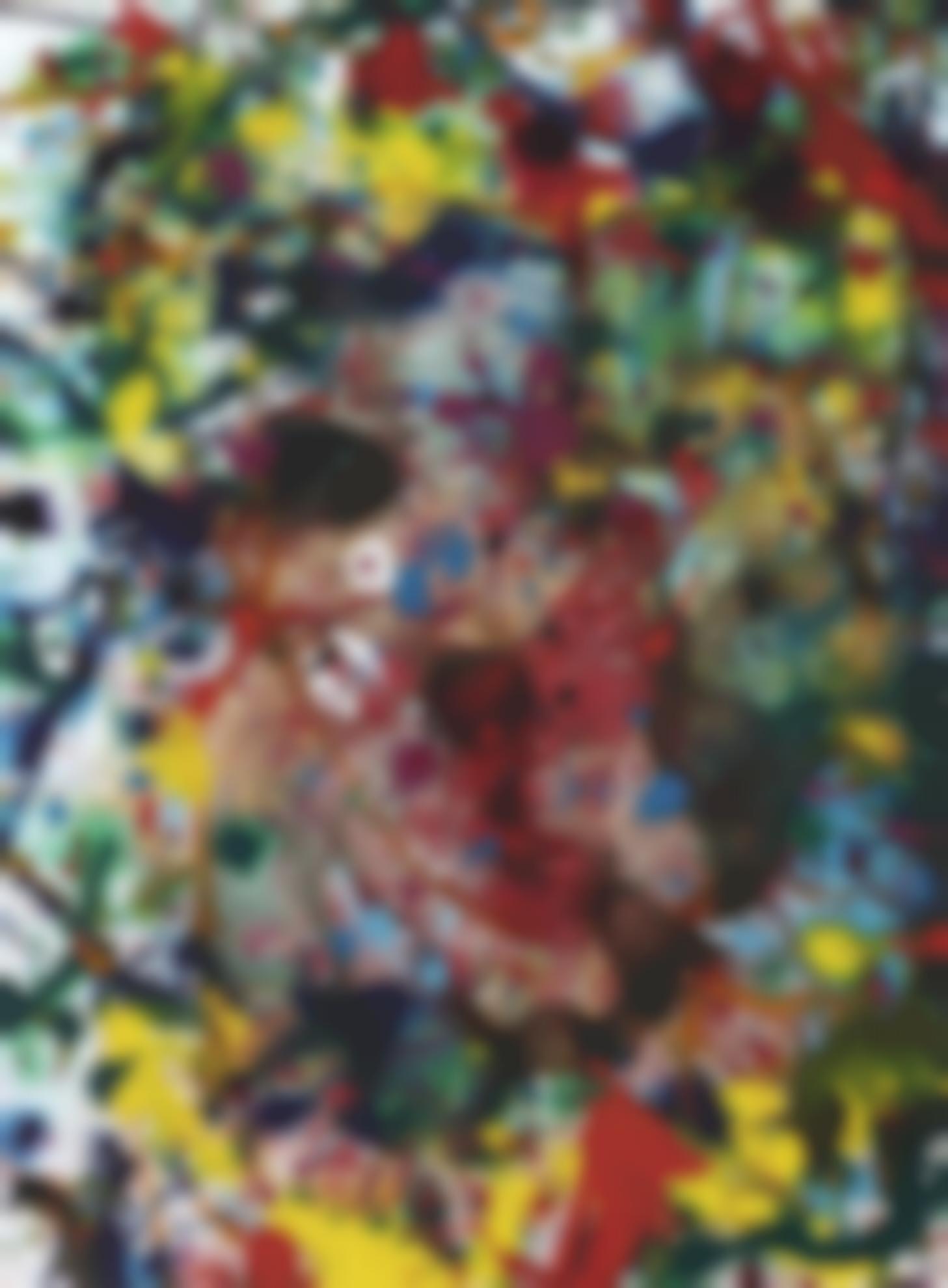 Sam Francis-Untitled (Sf89-99)-1989
