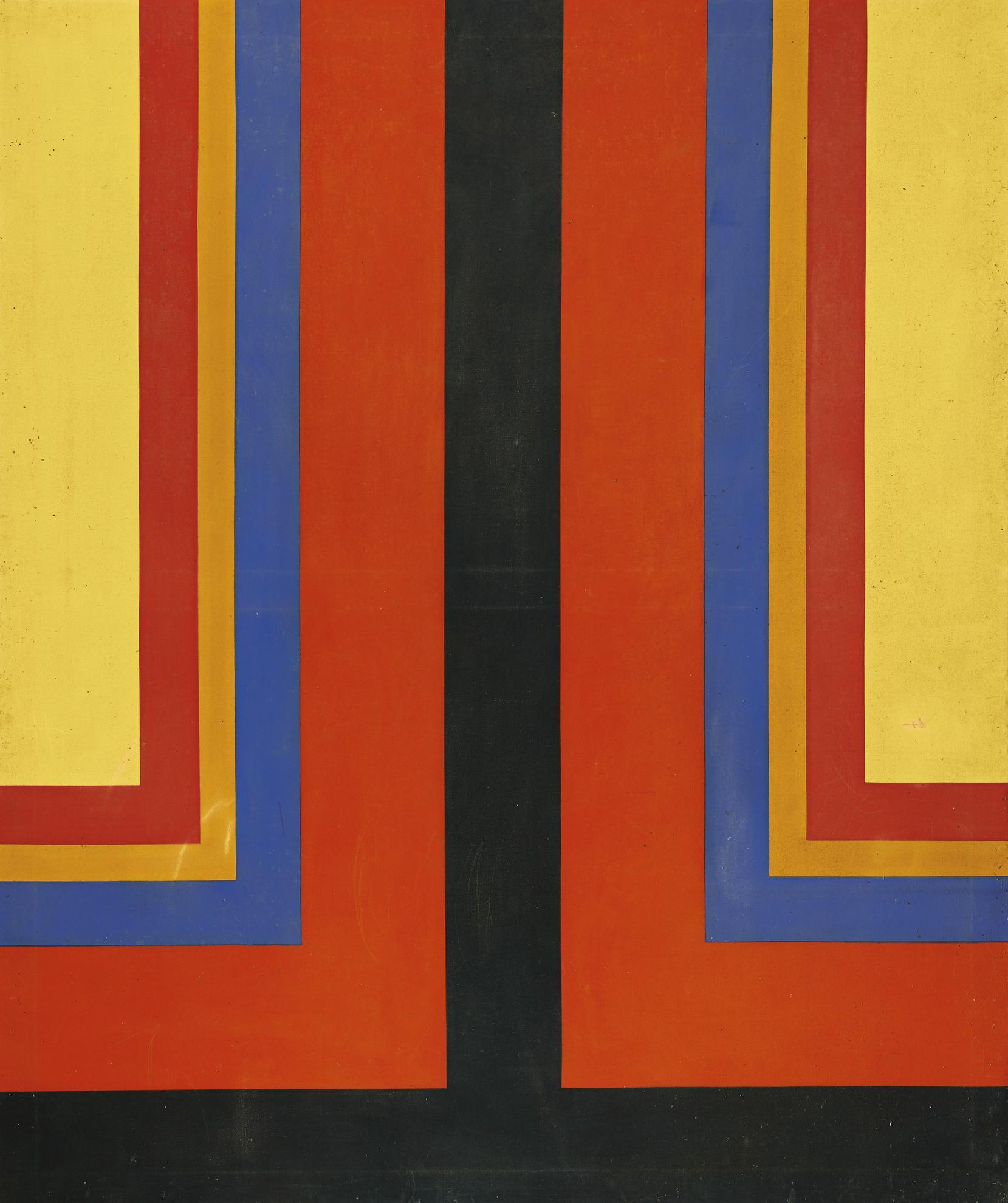 Howard Mehring-Brilliant Corners-1965