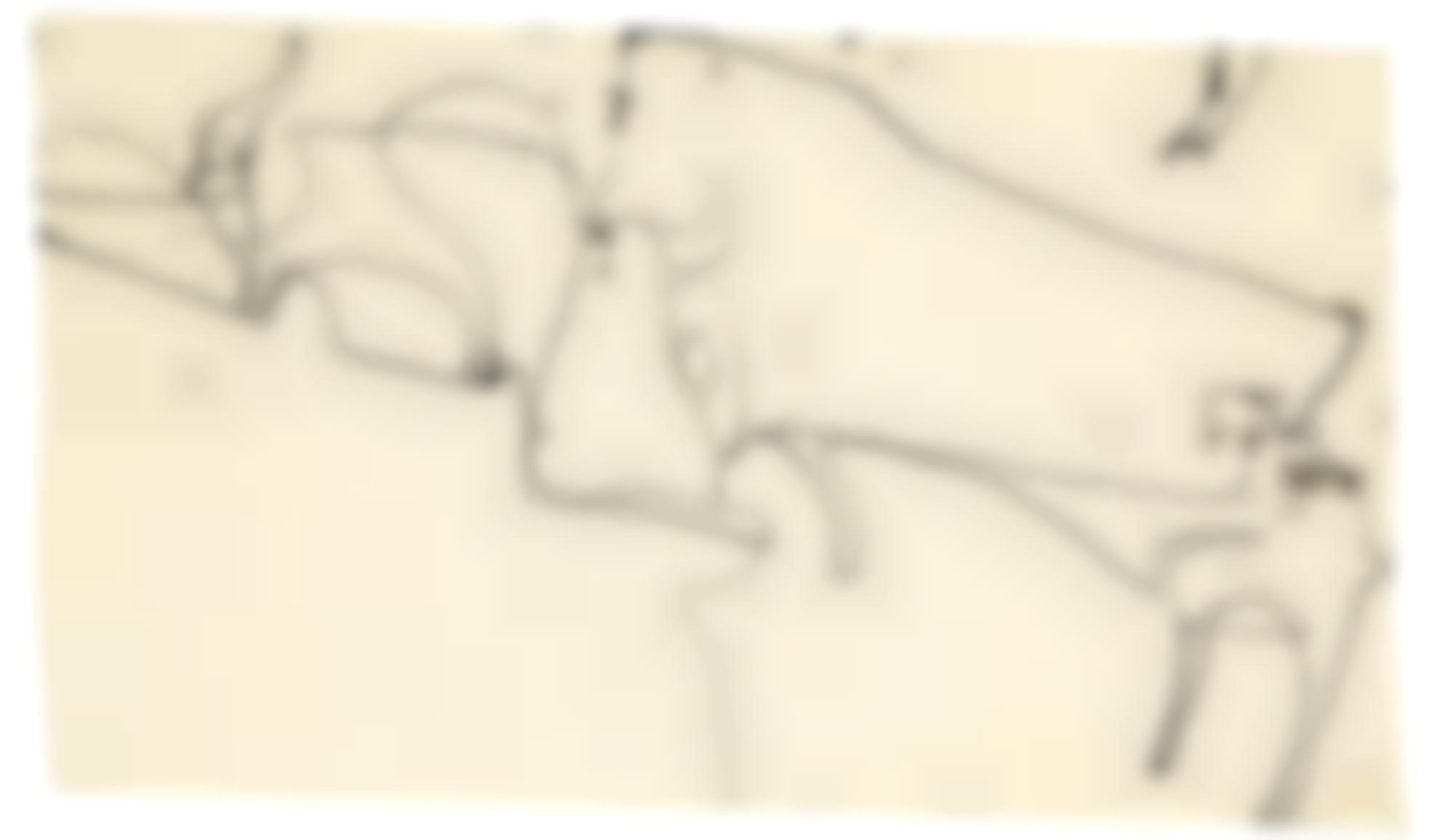 Richard Diebenkorn-Untitled-1952