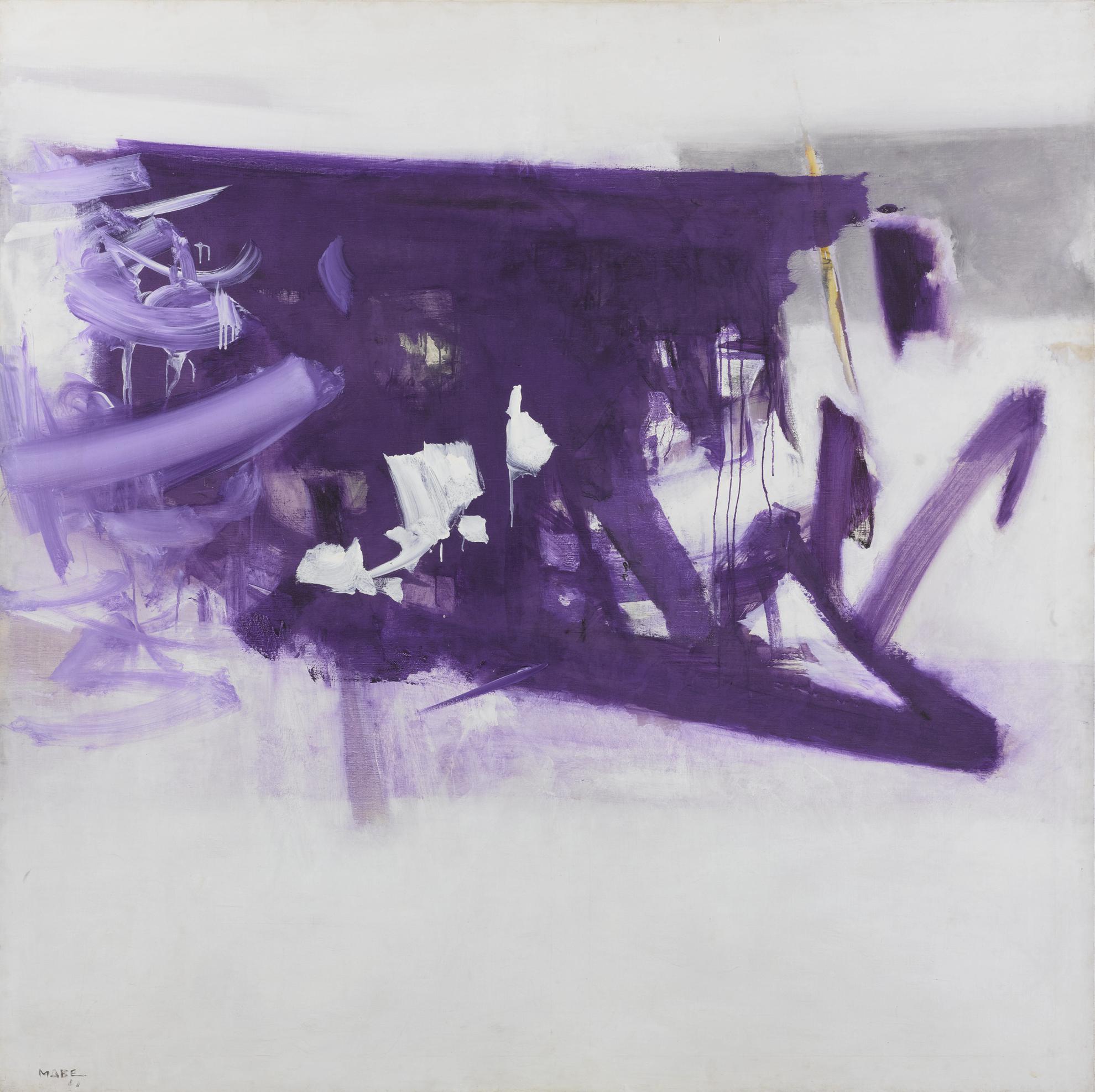 Manabu Mabe-Untitled-1961