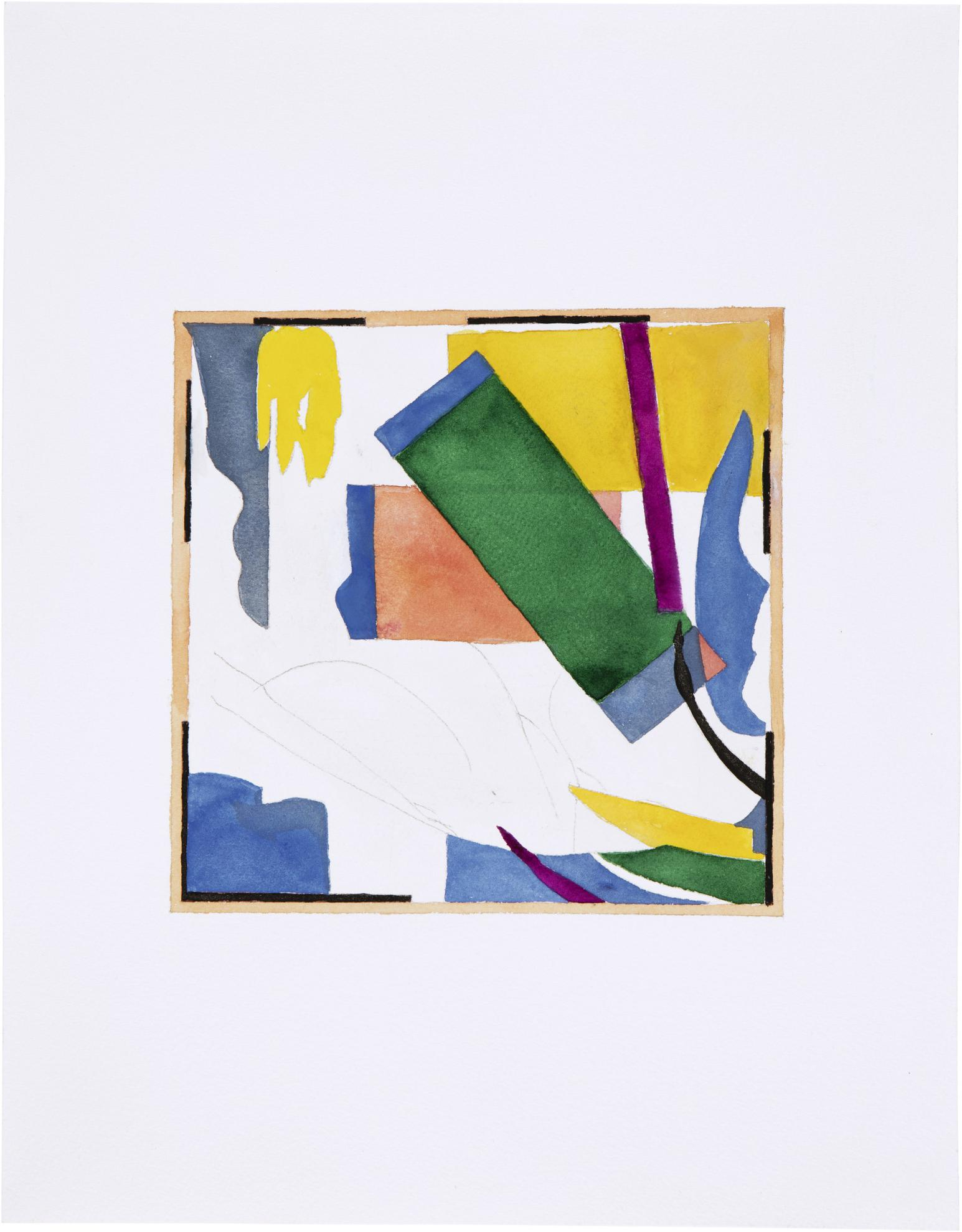 Sherrie Levine-After Matisse-1984