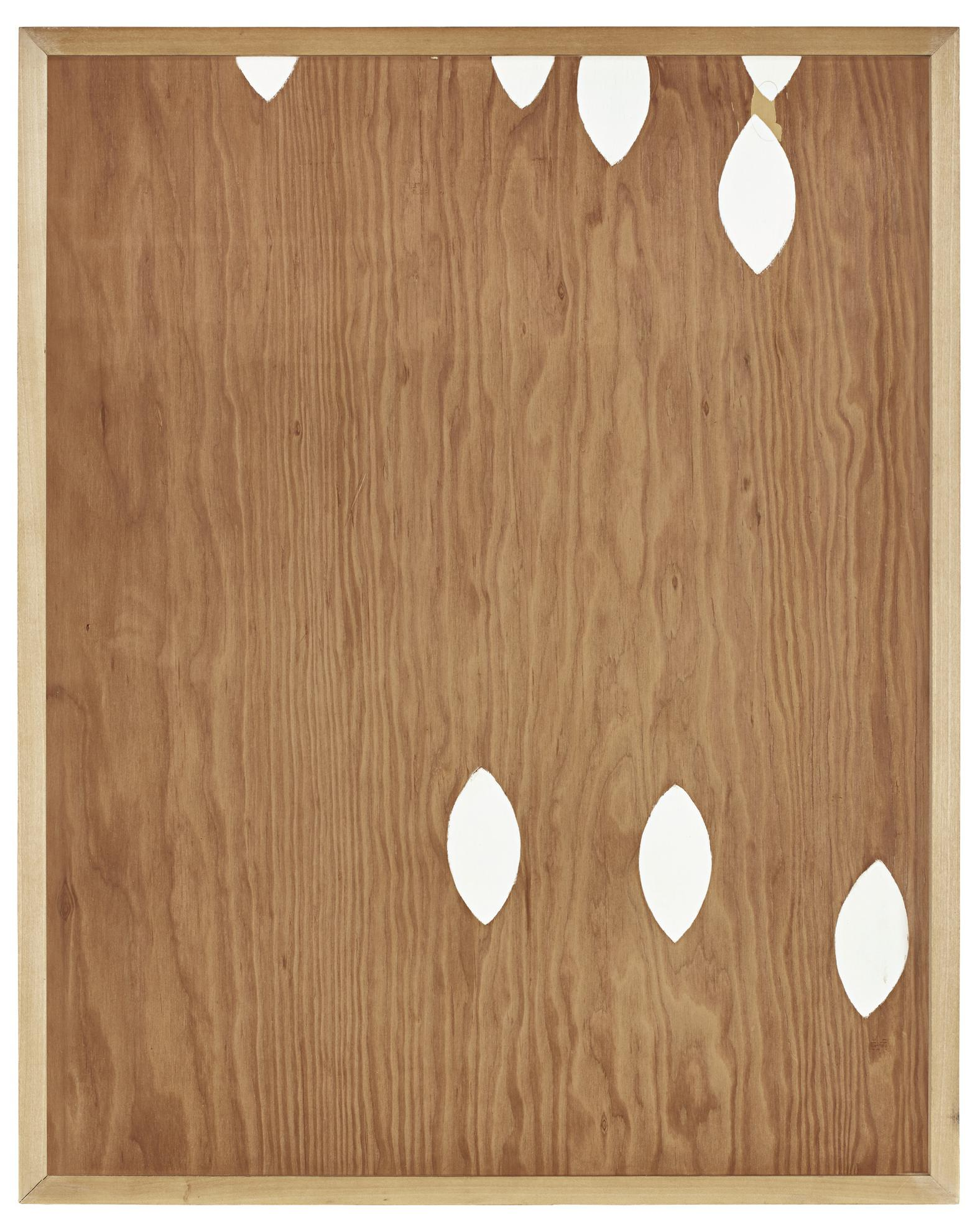 Sherrie Levine-Untitled (White Knot) #10-1986
