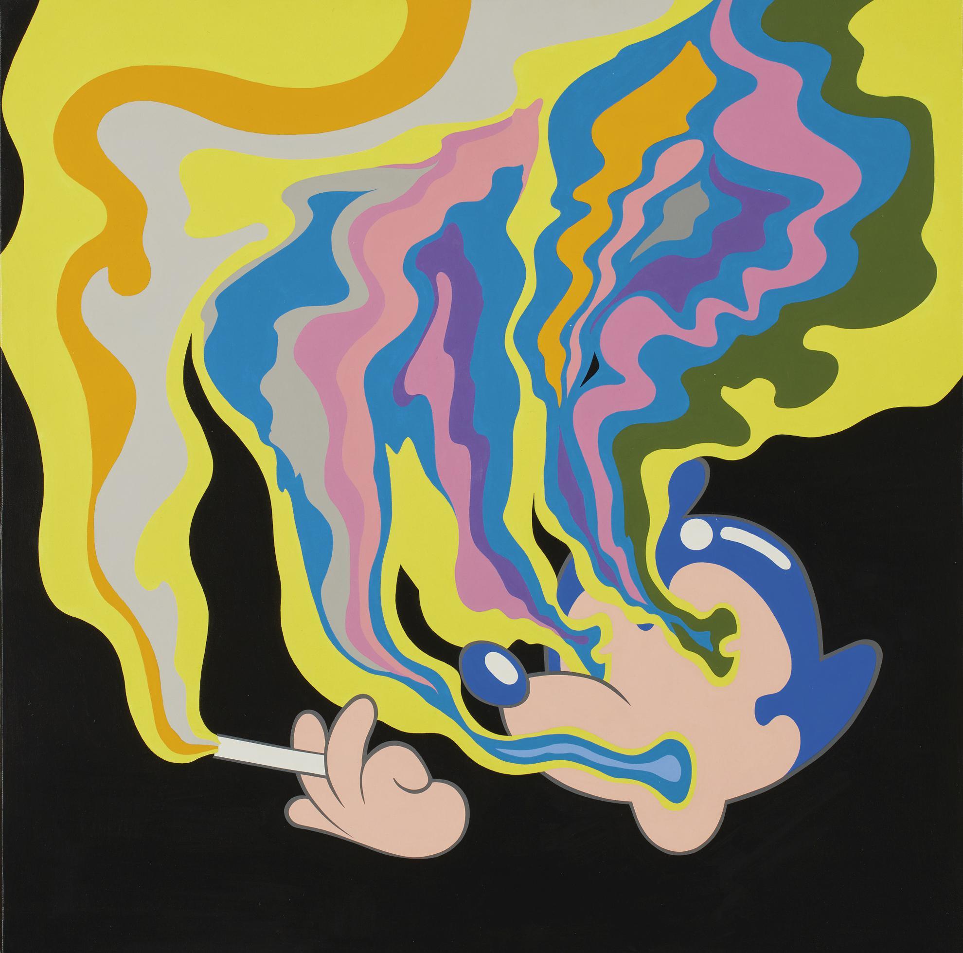 Lee Dongi - Smoking (Black)-2006
