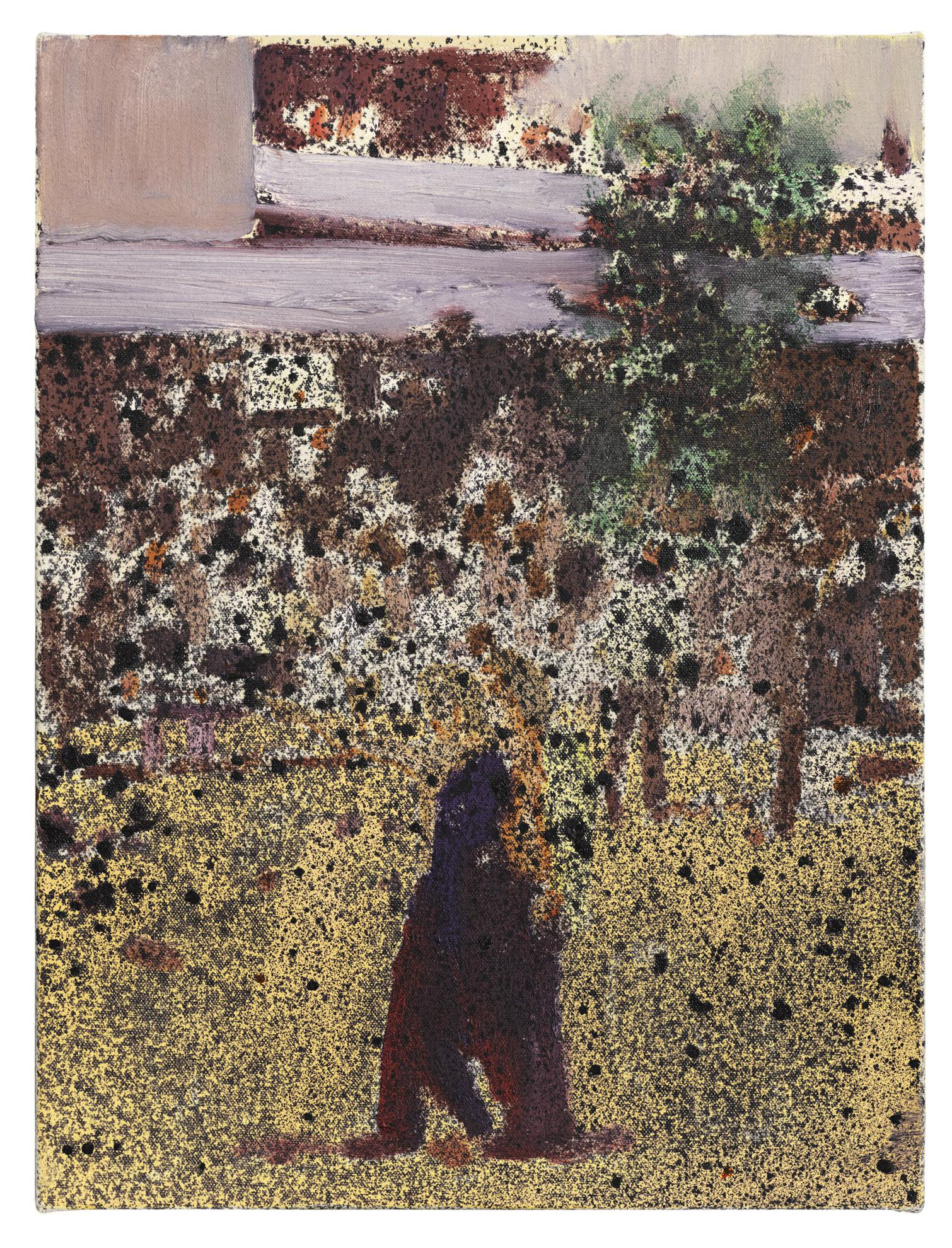 Peter Doig-Buffalo Station '77-1998