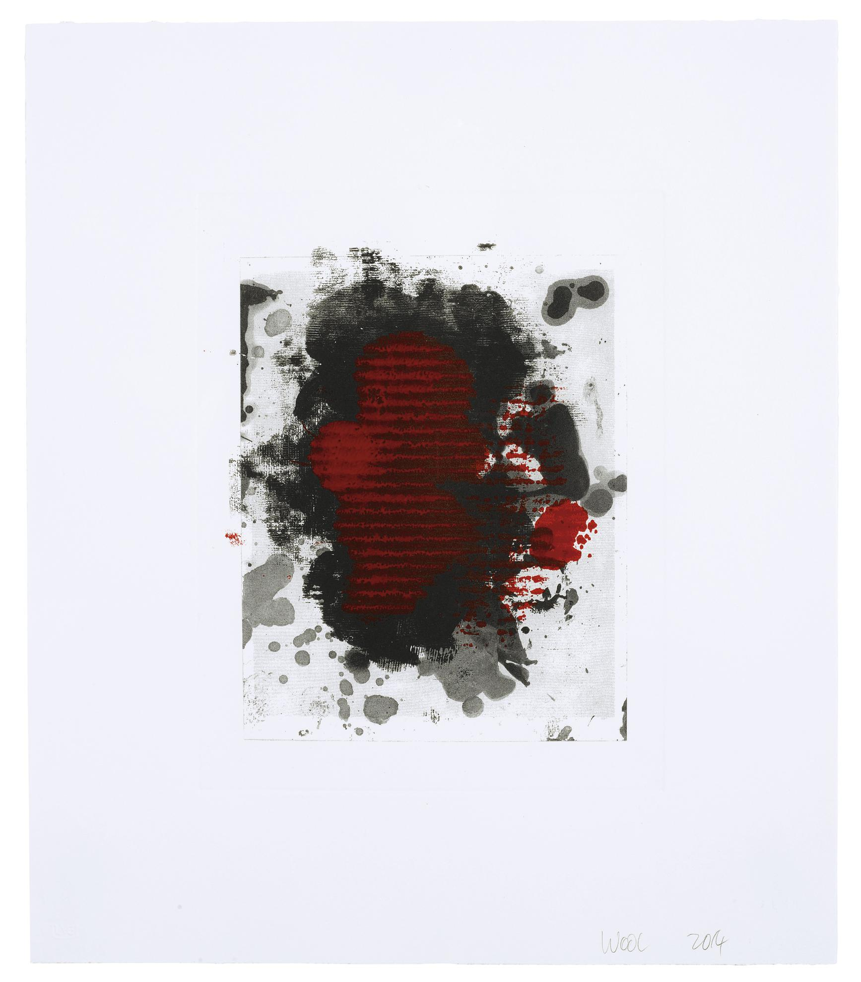 Christopher Wool-Untitled (10A)-2014