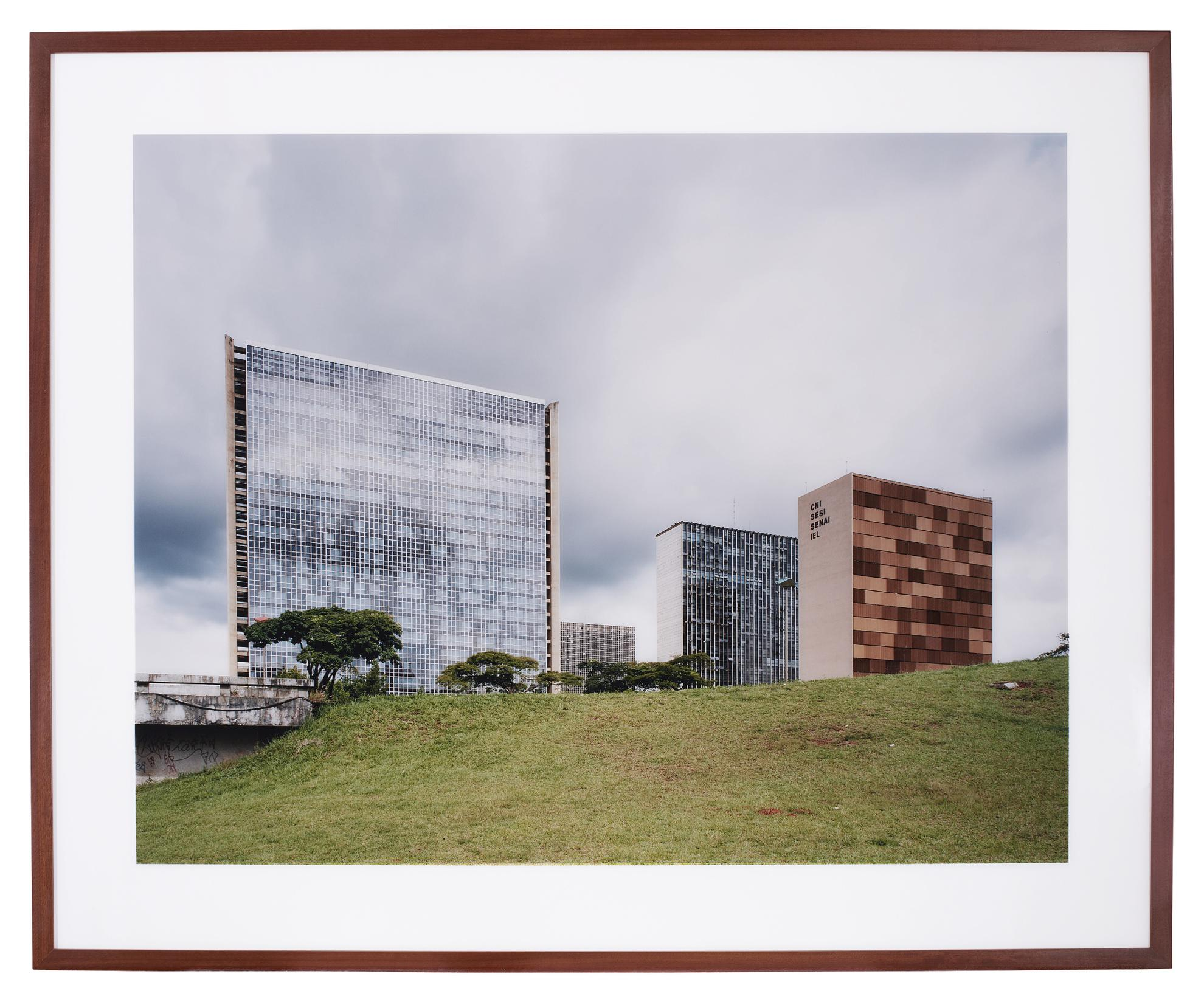 Andreas Gursky-Banksektor Nord, Brasilia-1994