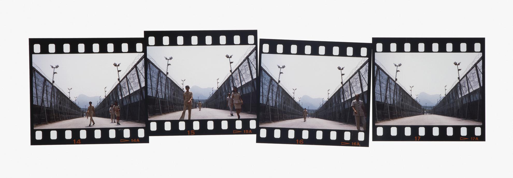 Alfredo Jaar-Death Corridor-1994