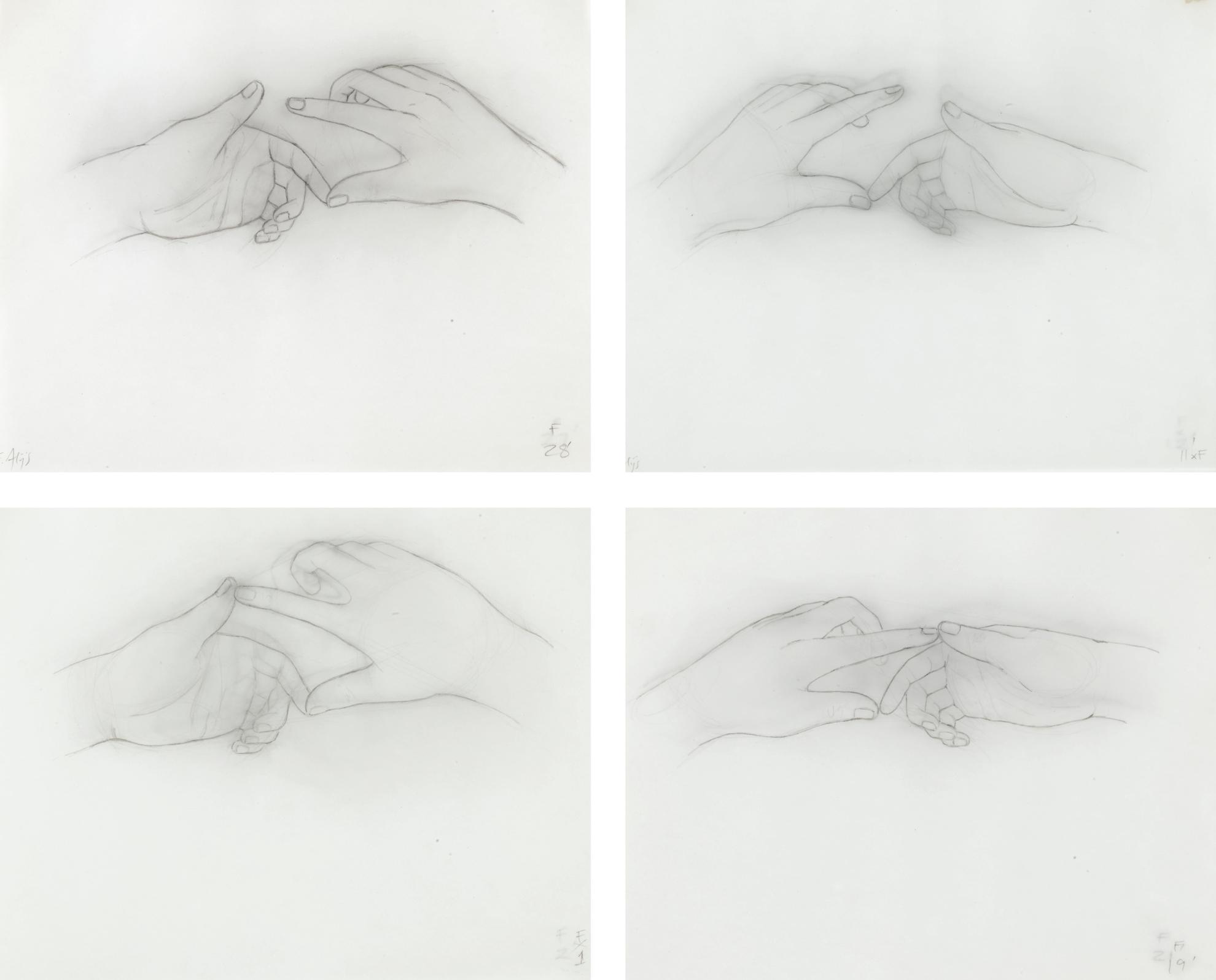 Francis Alys-Studies For De Fluiter-1999