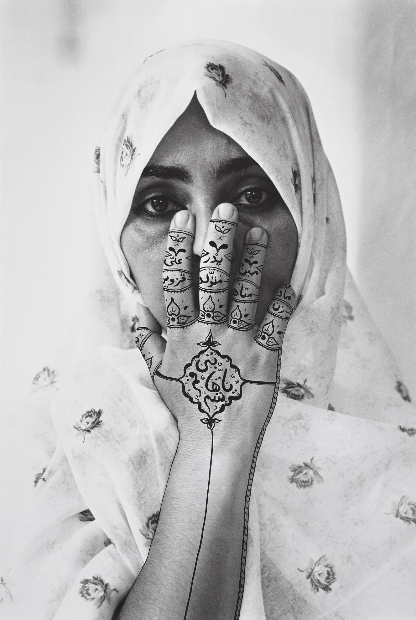 Shirin Neshat-Birthmark-1995