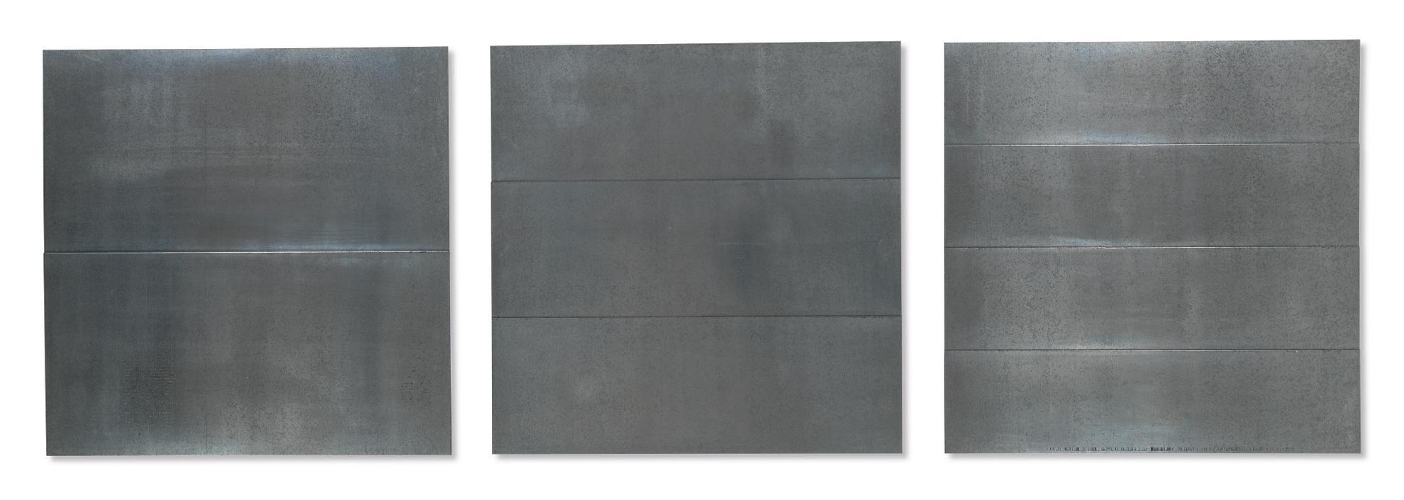 Donald Judd-Untitled [Three Works]-1983