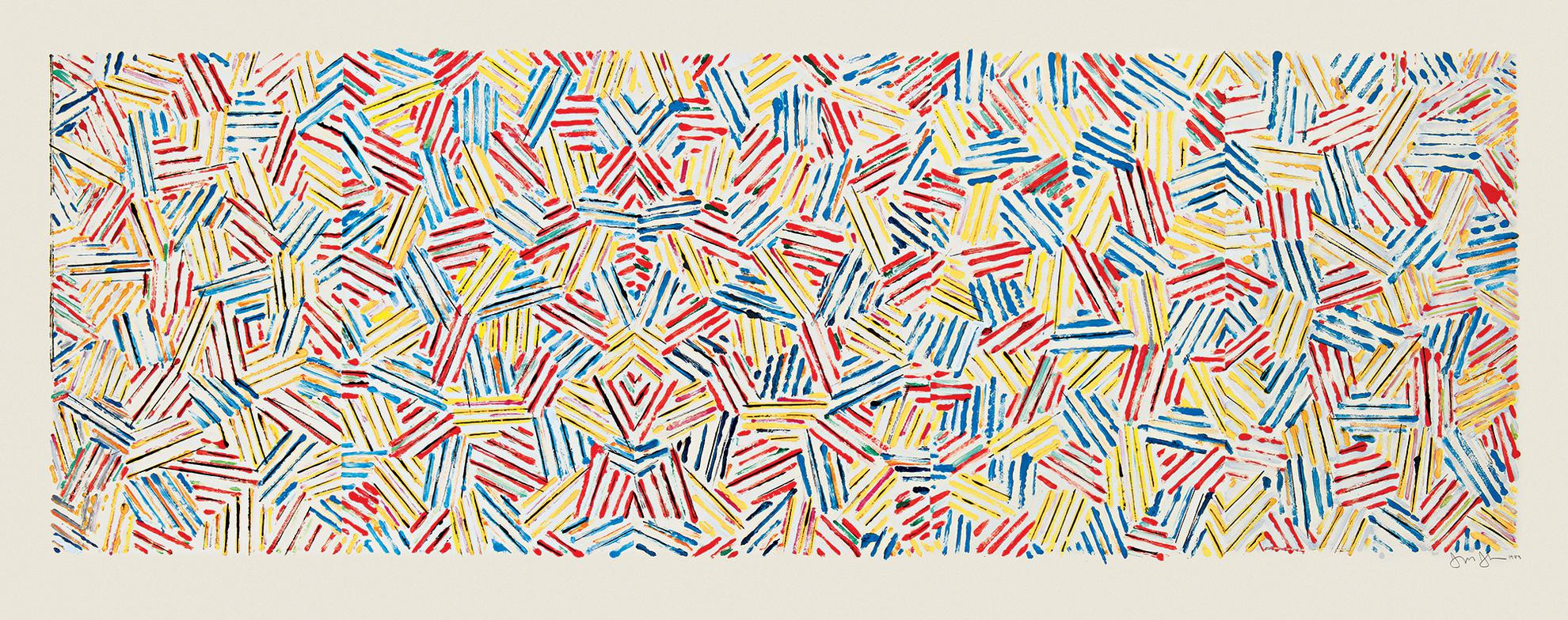 Jasper Johns-Untitled-1983