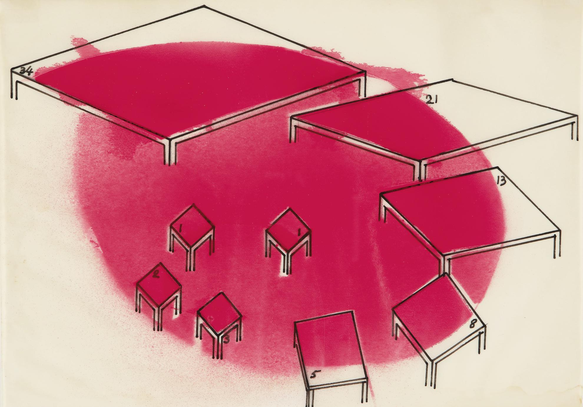 Mario Merz-Untitled-1970