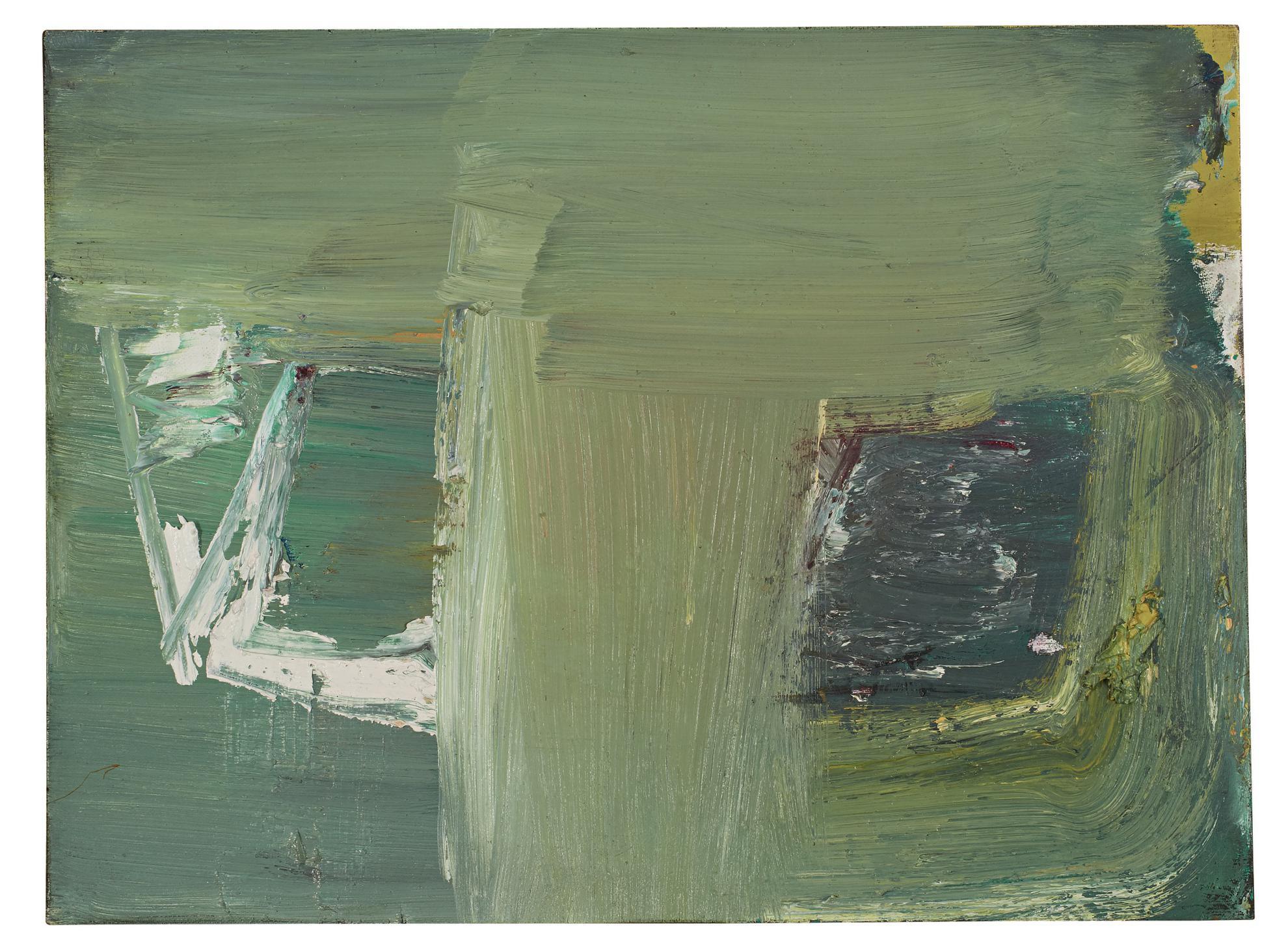 Franz Kline-Untitled-1960