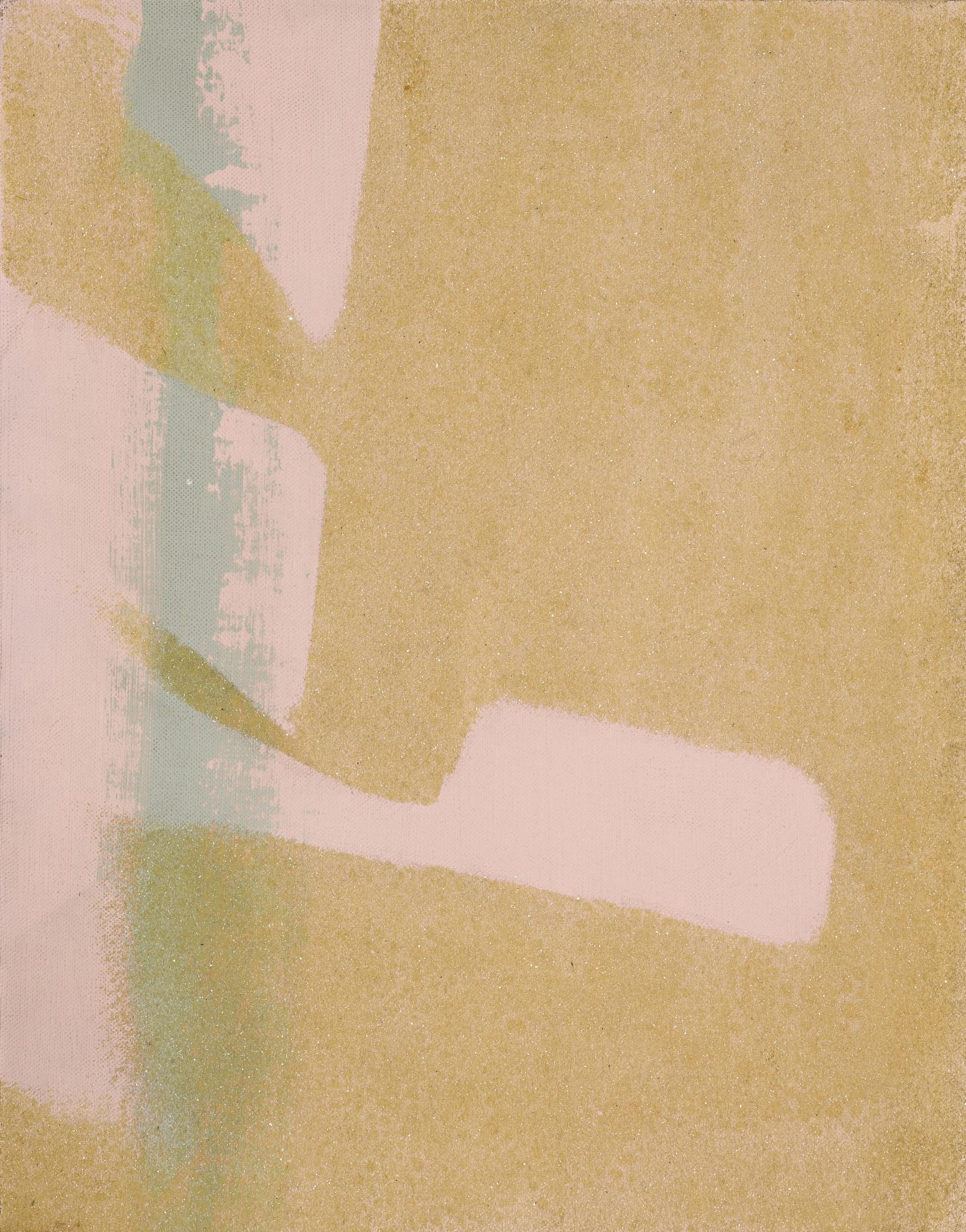 Andy Warhol-Diamond Dust Shadow-1979