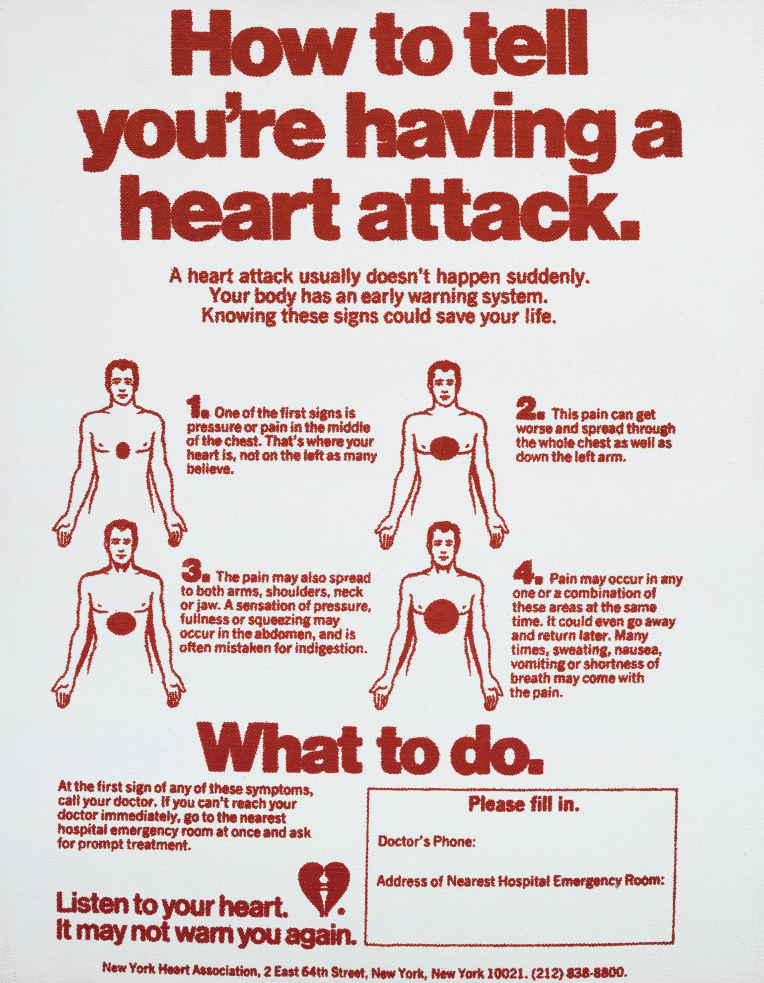 Andy Warhol-Valentines Hearts Ads-1983