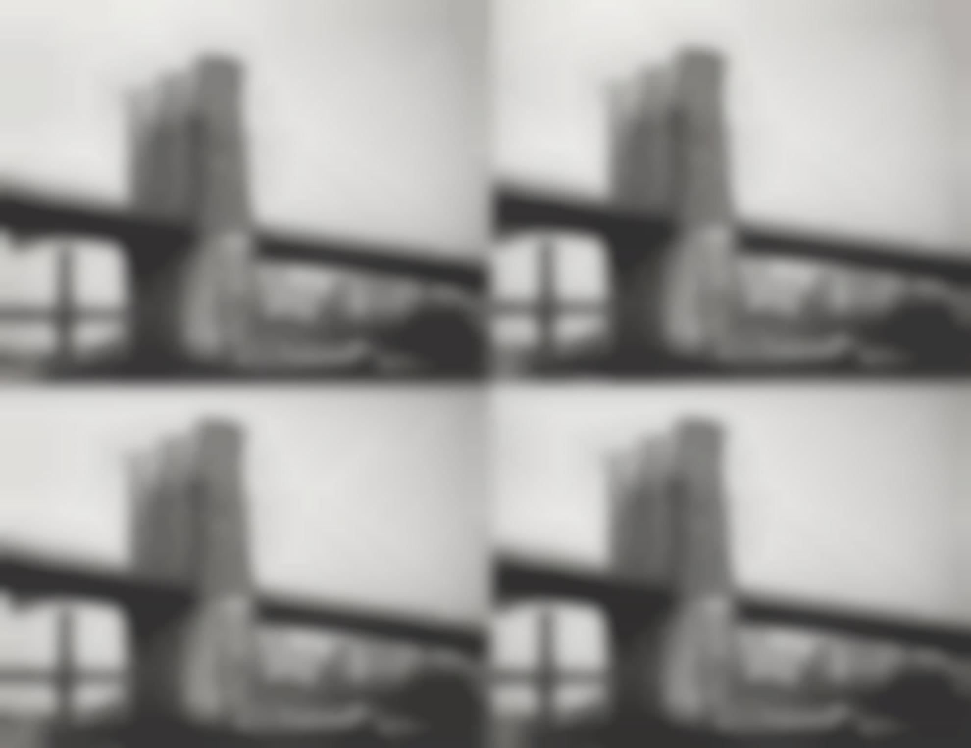 Andy Warhol-Untitled (Brooklyn Bridge)-1986