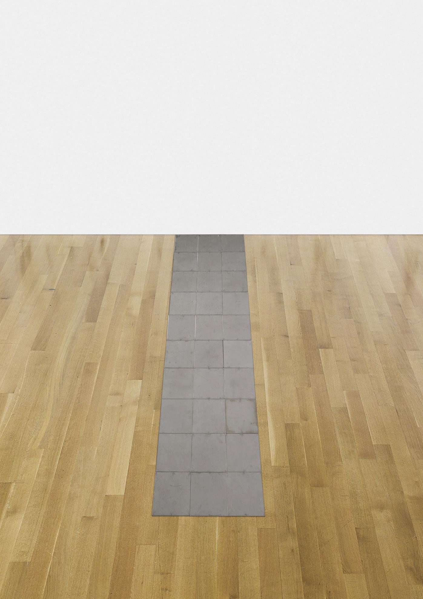 Carl Andre-Small Equivalent V-1975