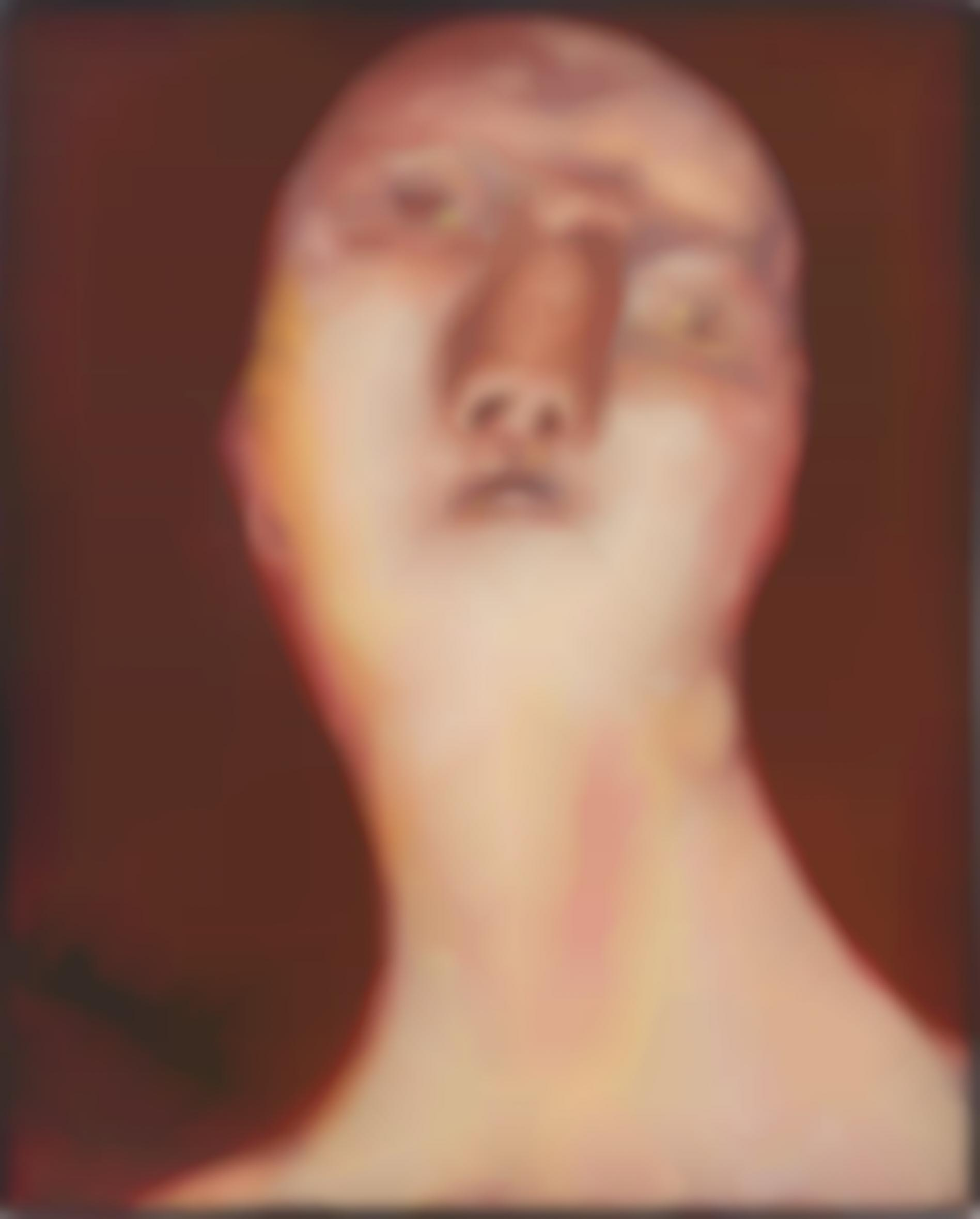 Georg Baselitz-P.D. Idol-1964