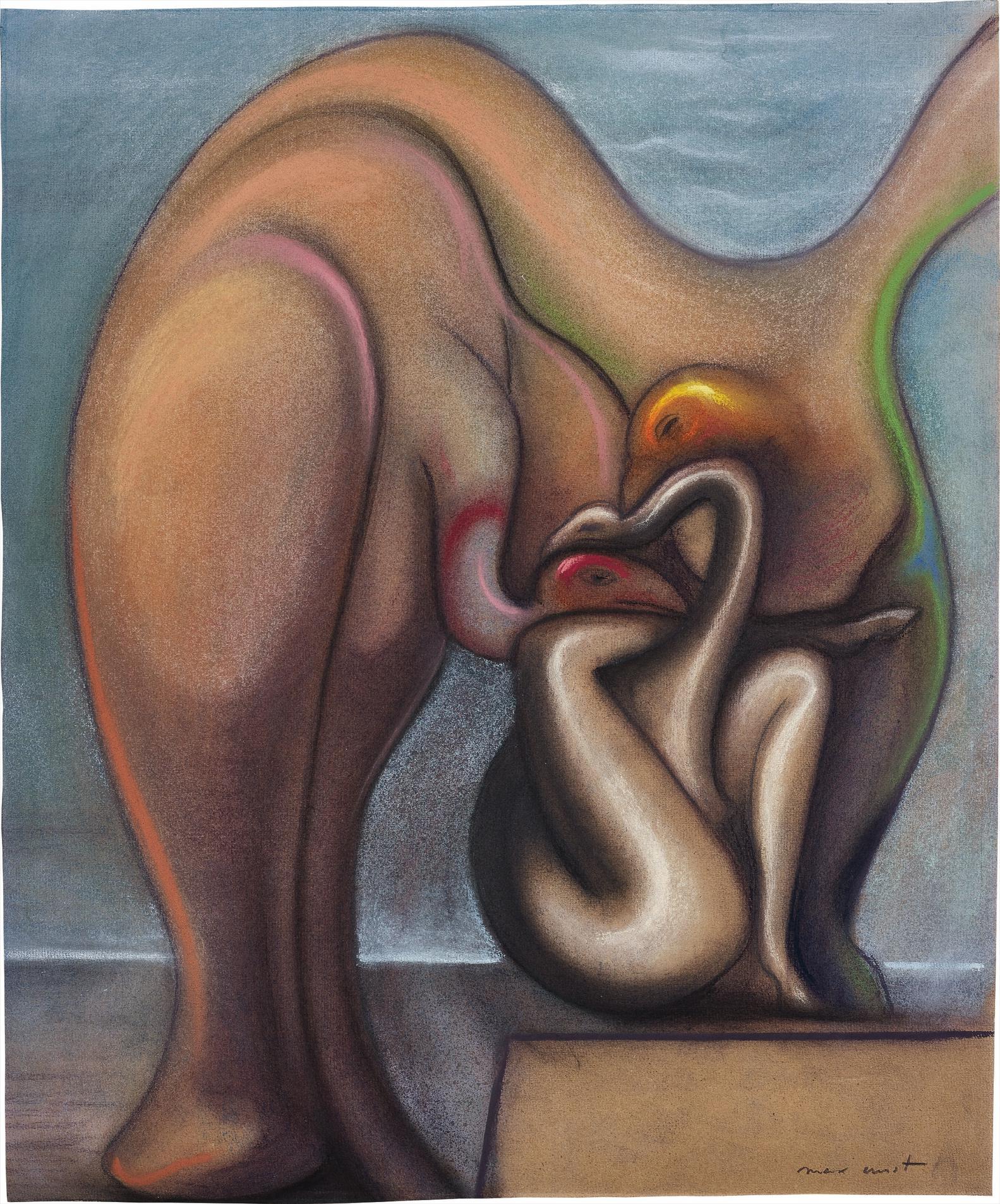 Max Ernst-Le Surrealisme Et La Peinture-1942