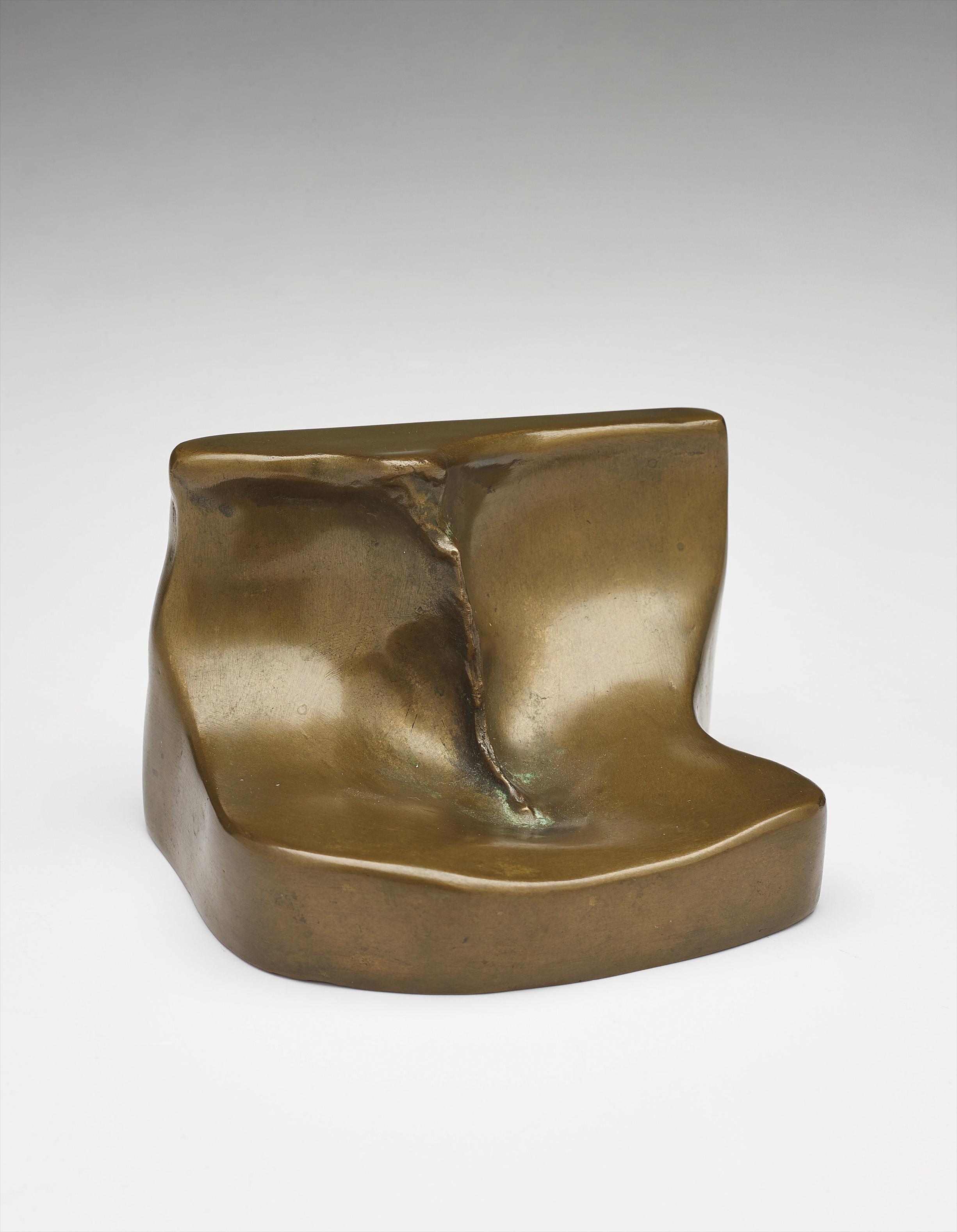 Marcel Duchamp-Feuille De Vigne Femelle-1951
