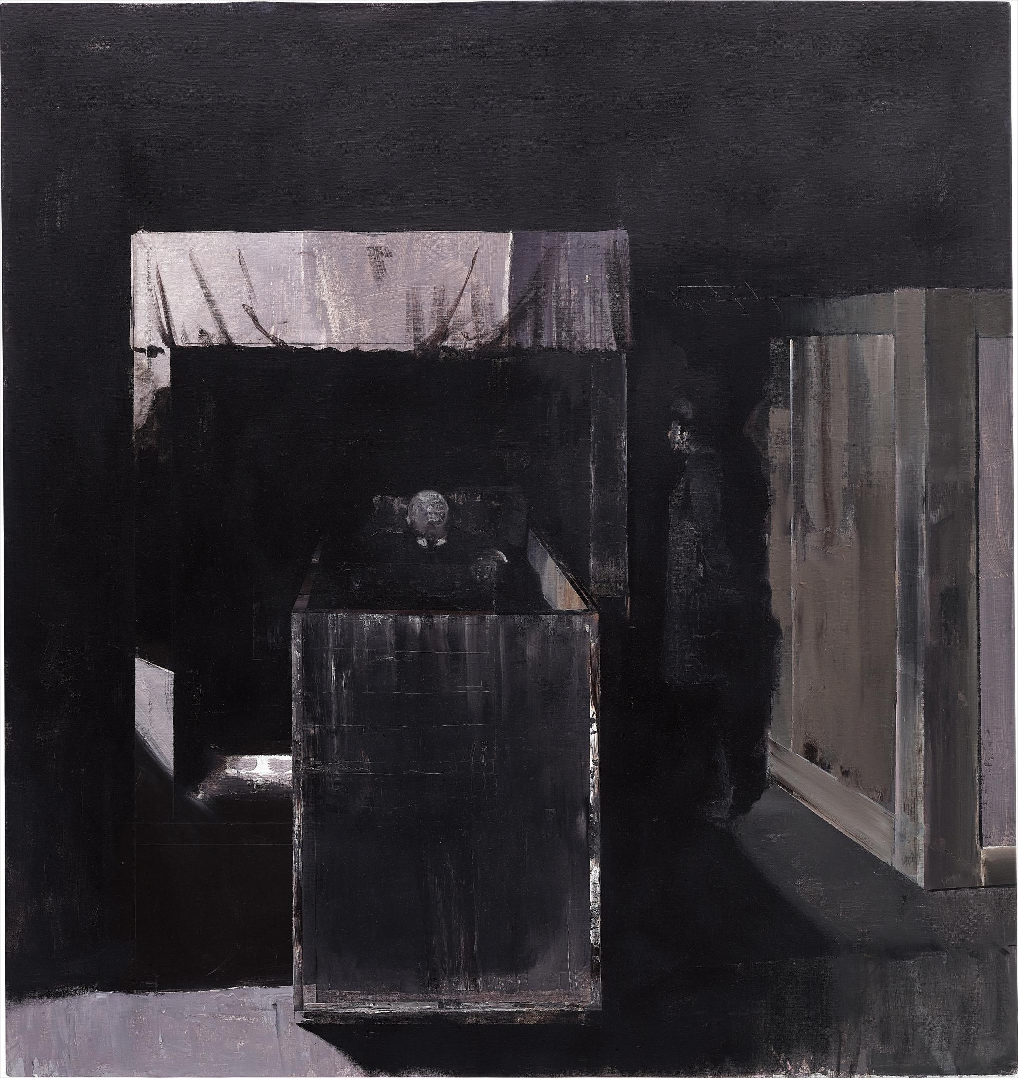 Adrian Ghenie-Found-2007
