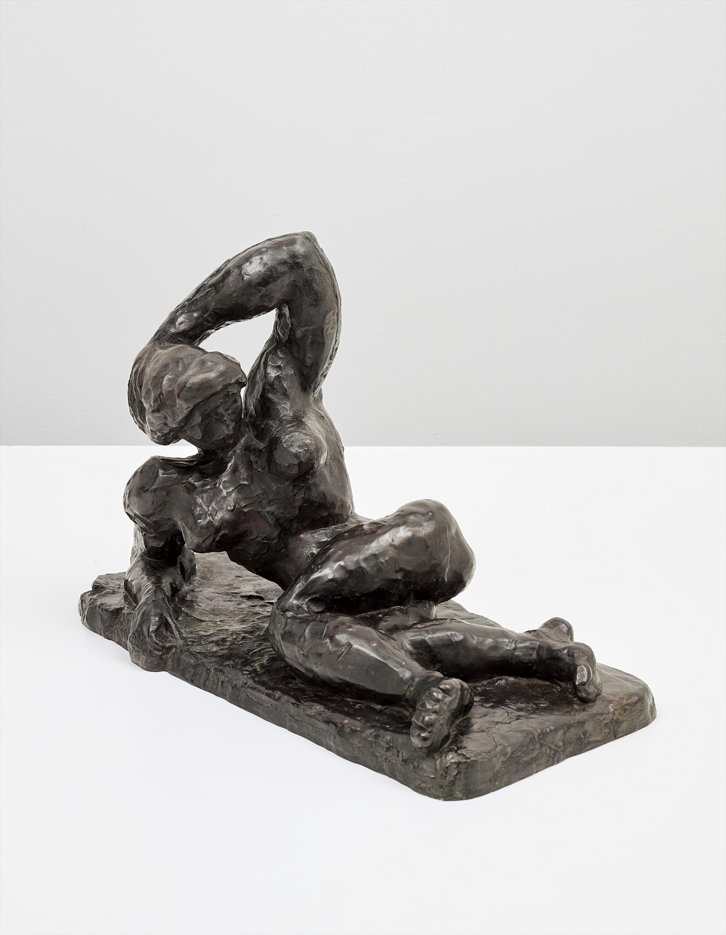 Henri Matisse-Nu Allonge I (Aurore)-1908