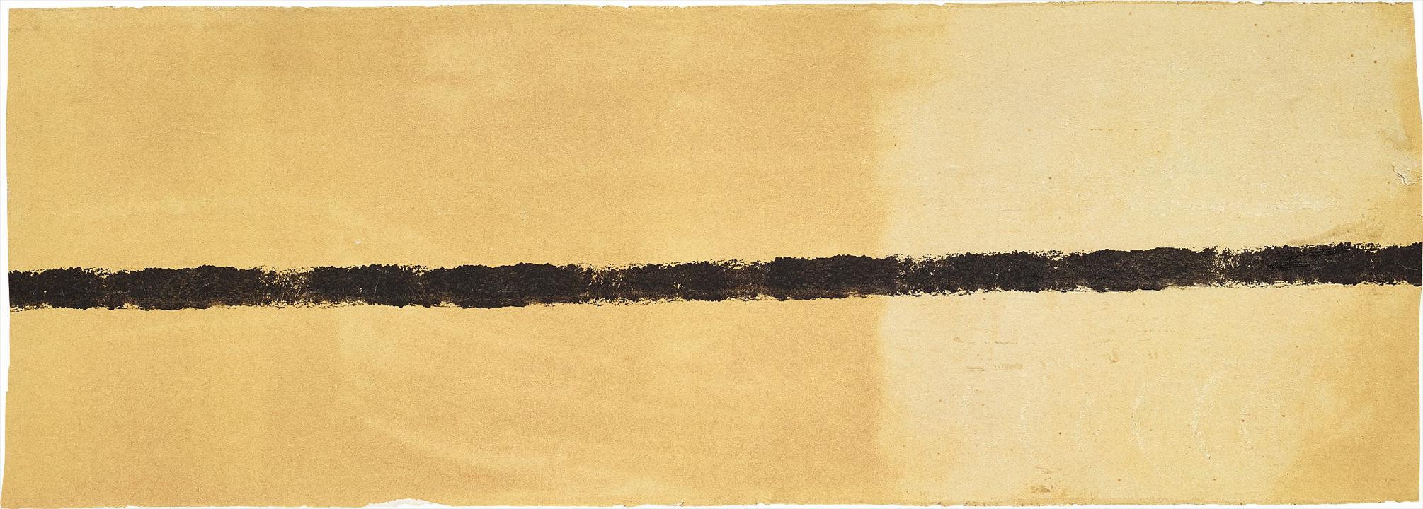 Piero Manzoni-Linea (Frammento)-1959
