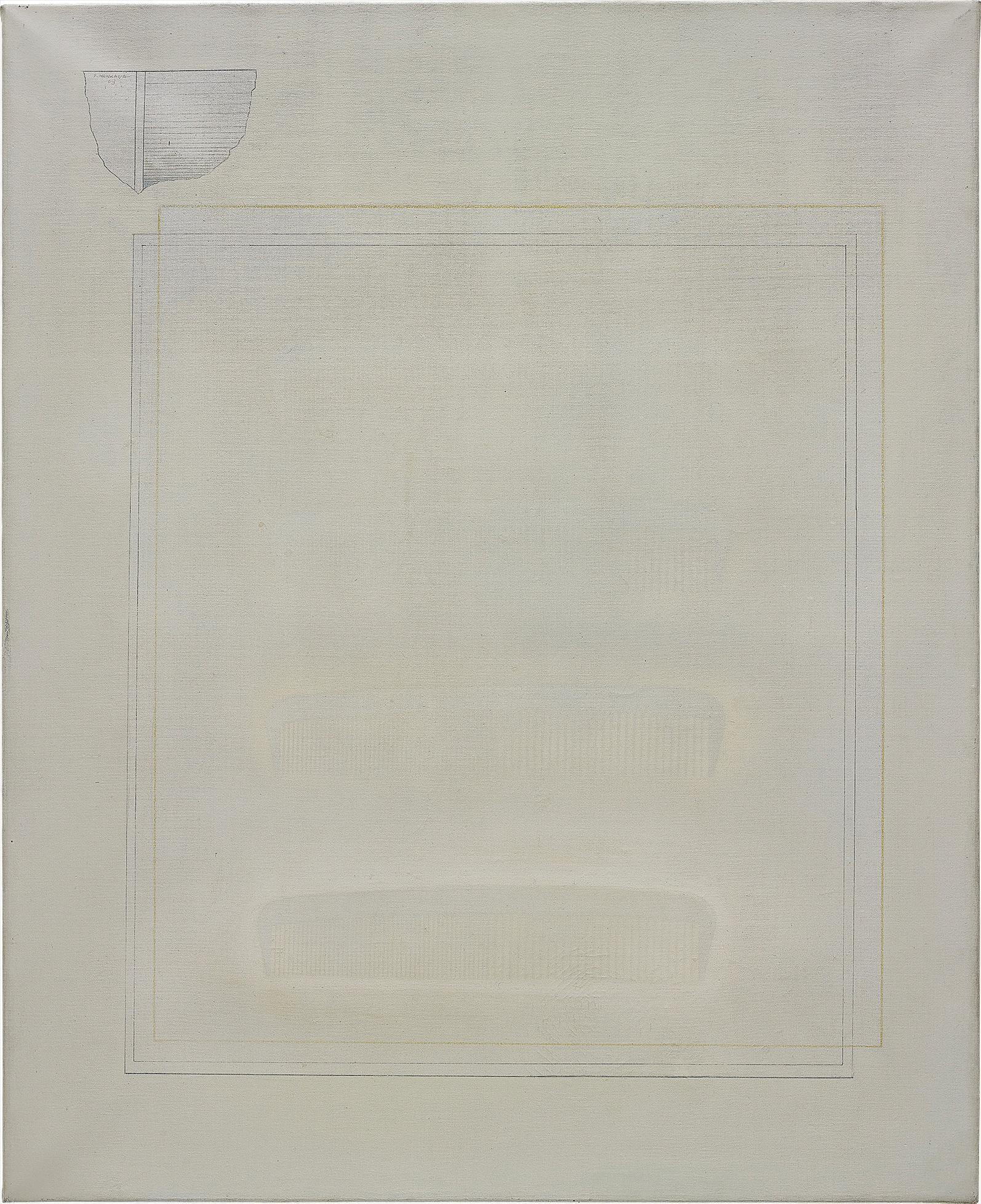 Shusaku Arakawa-Four Combs-1963