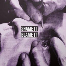 Barbara Kruger-Shame It Blame It-2010