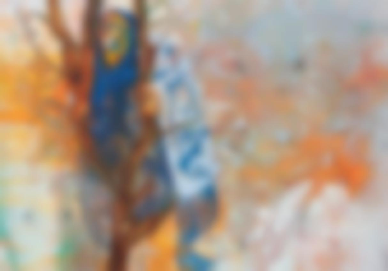 Daniel Richter-The Decorative Immigrant-2015