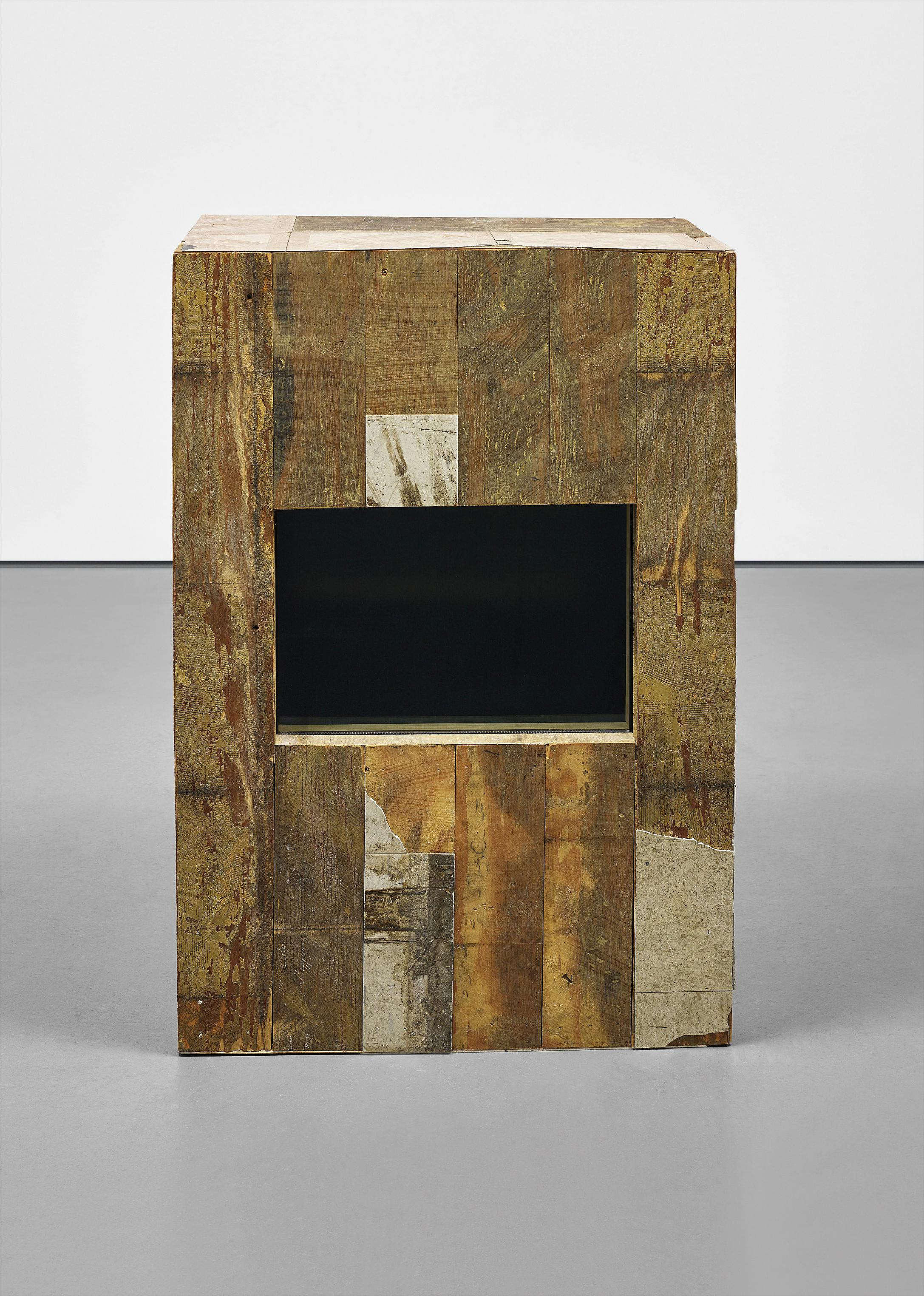 Theaster Gates-Black Box Ii-2011