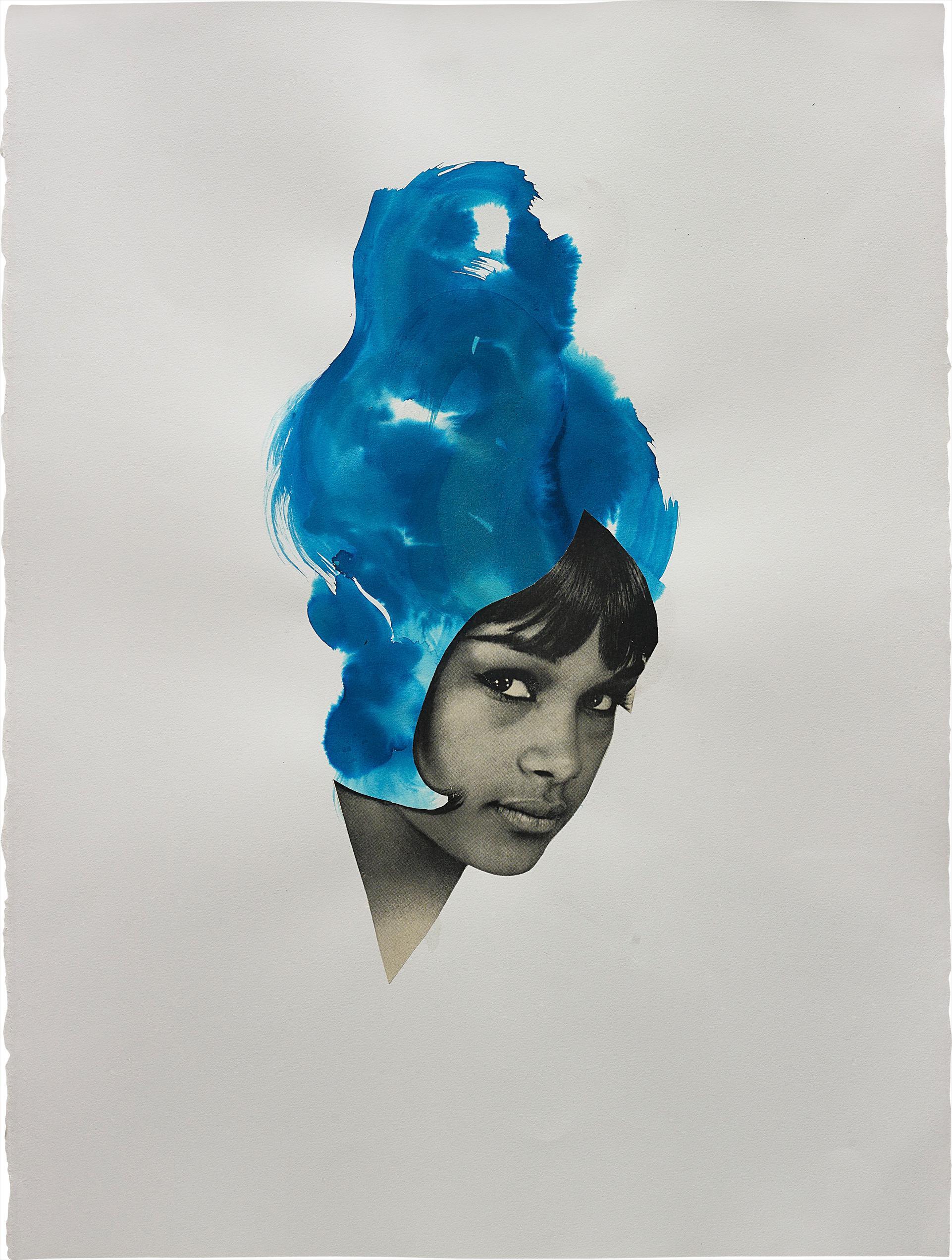 Lorna Simpson-Ultra Blue-2013