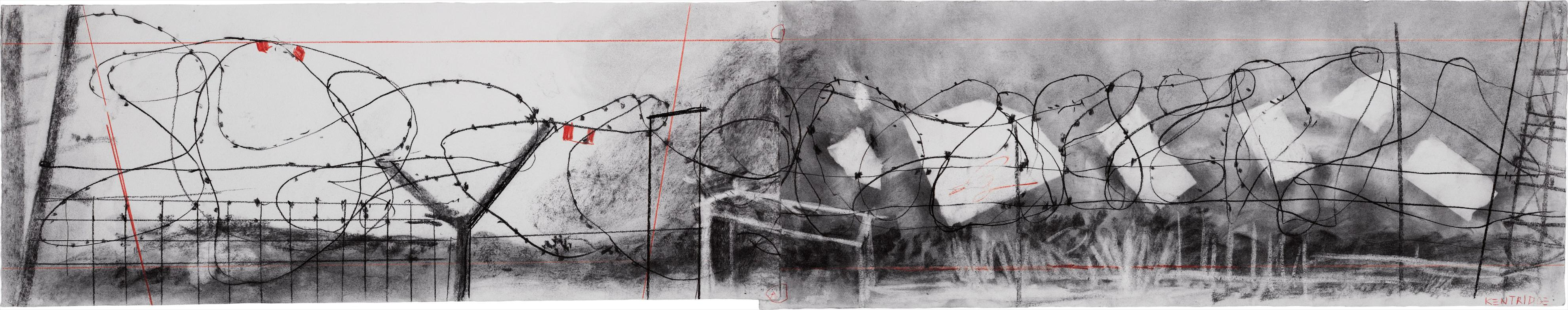 William Kentridge-Drawing For Other Faces-2011
