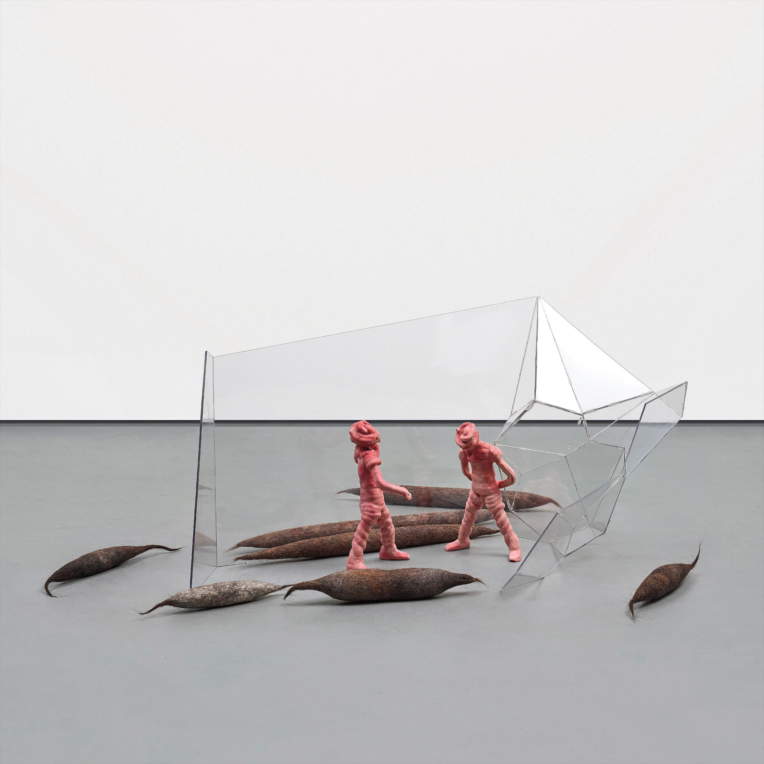 Richard Deacon And Thomas Schutte - Them And Us (X)-1995