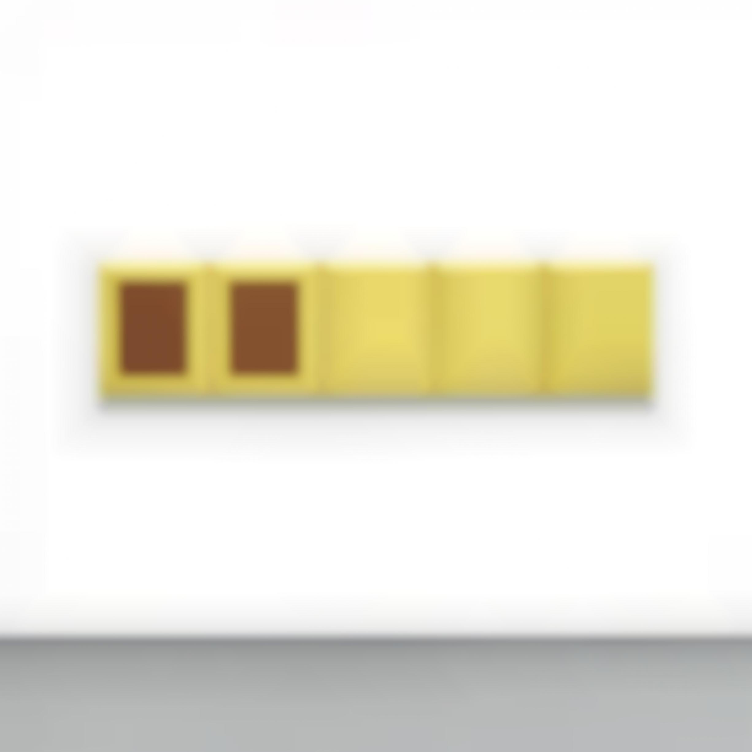 Elad Lassry-Untitled (Sp Yellow Cabinet)-2012