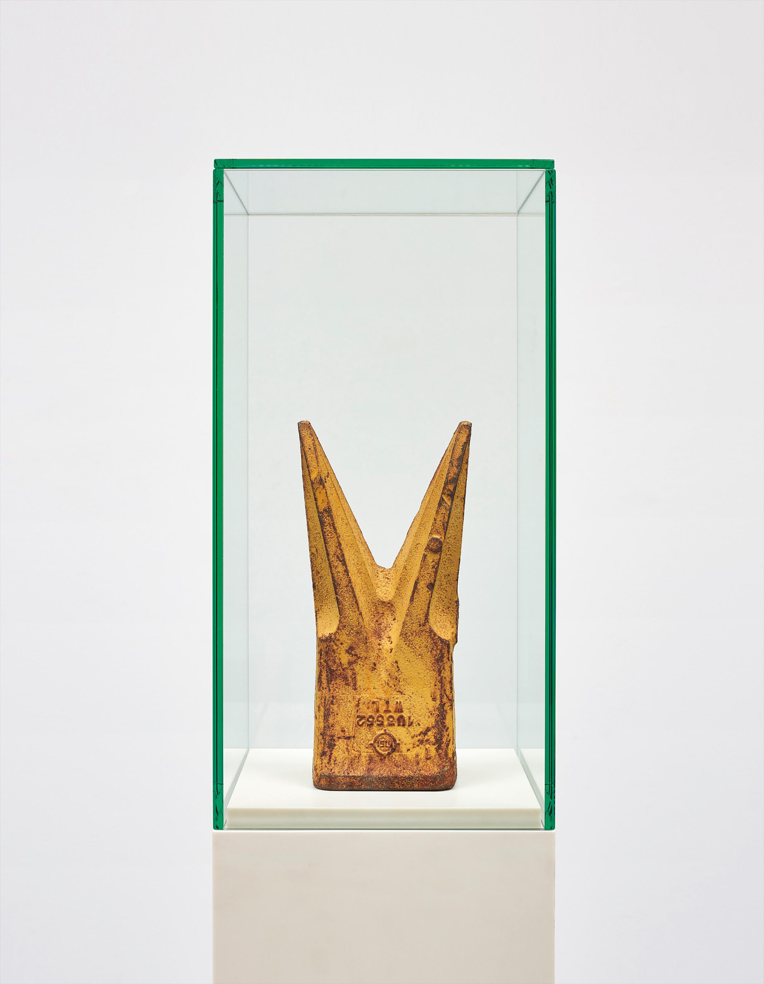 Cyprien Gaillard-Untitled (Tooth)-2012