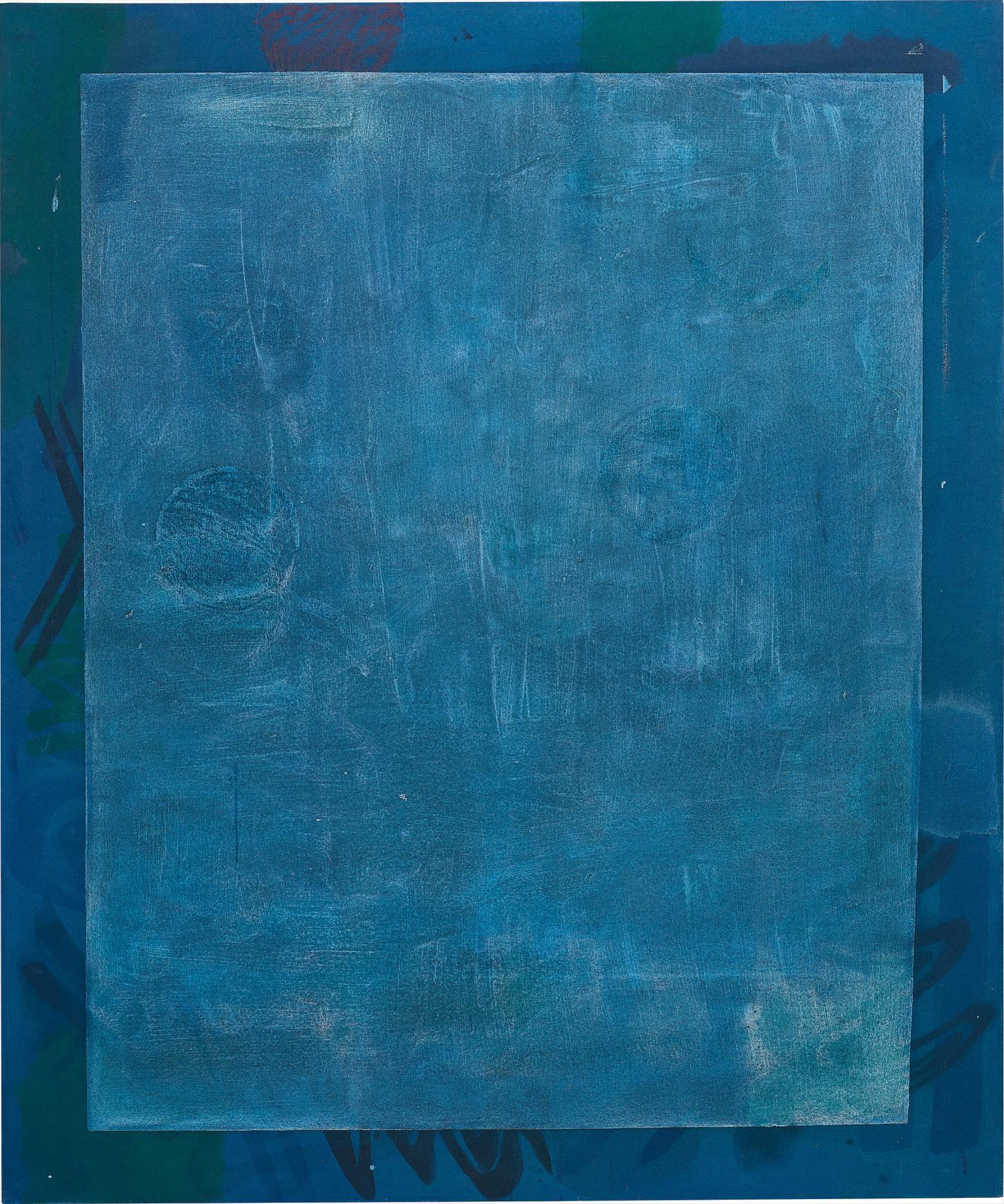 Matt Connors-Blue Bleed-2011