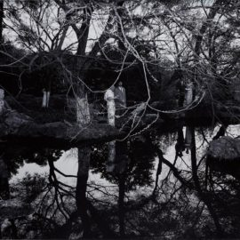 Yang Fudong-No Snow On The Broken Bridge-2006