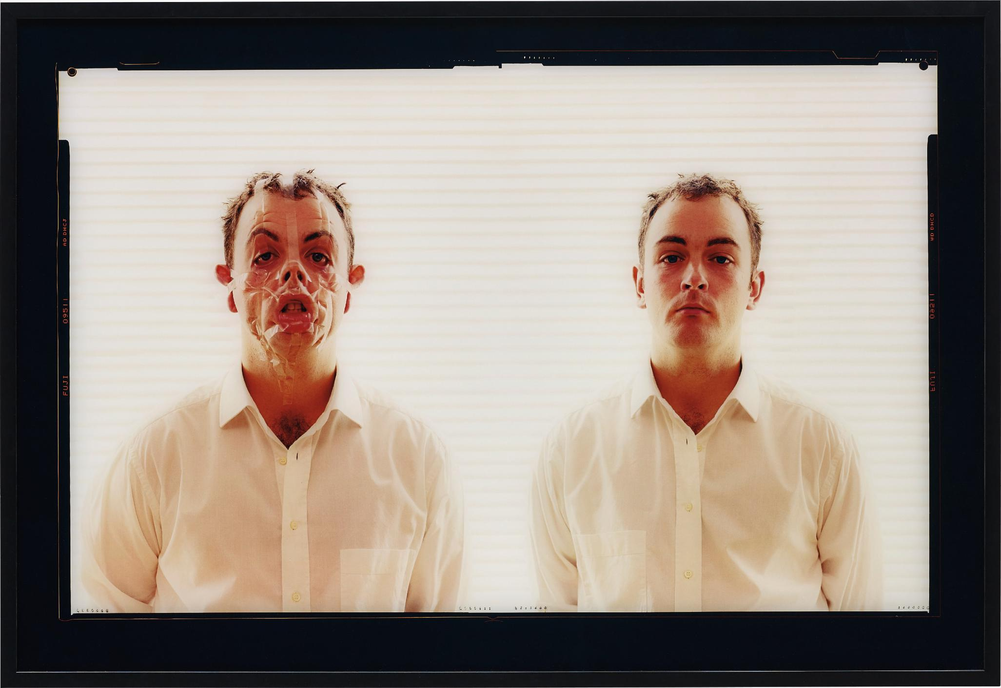 Douglas Gordon-Monster Reborn-1996