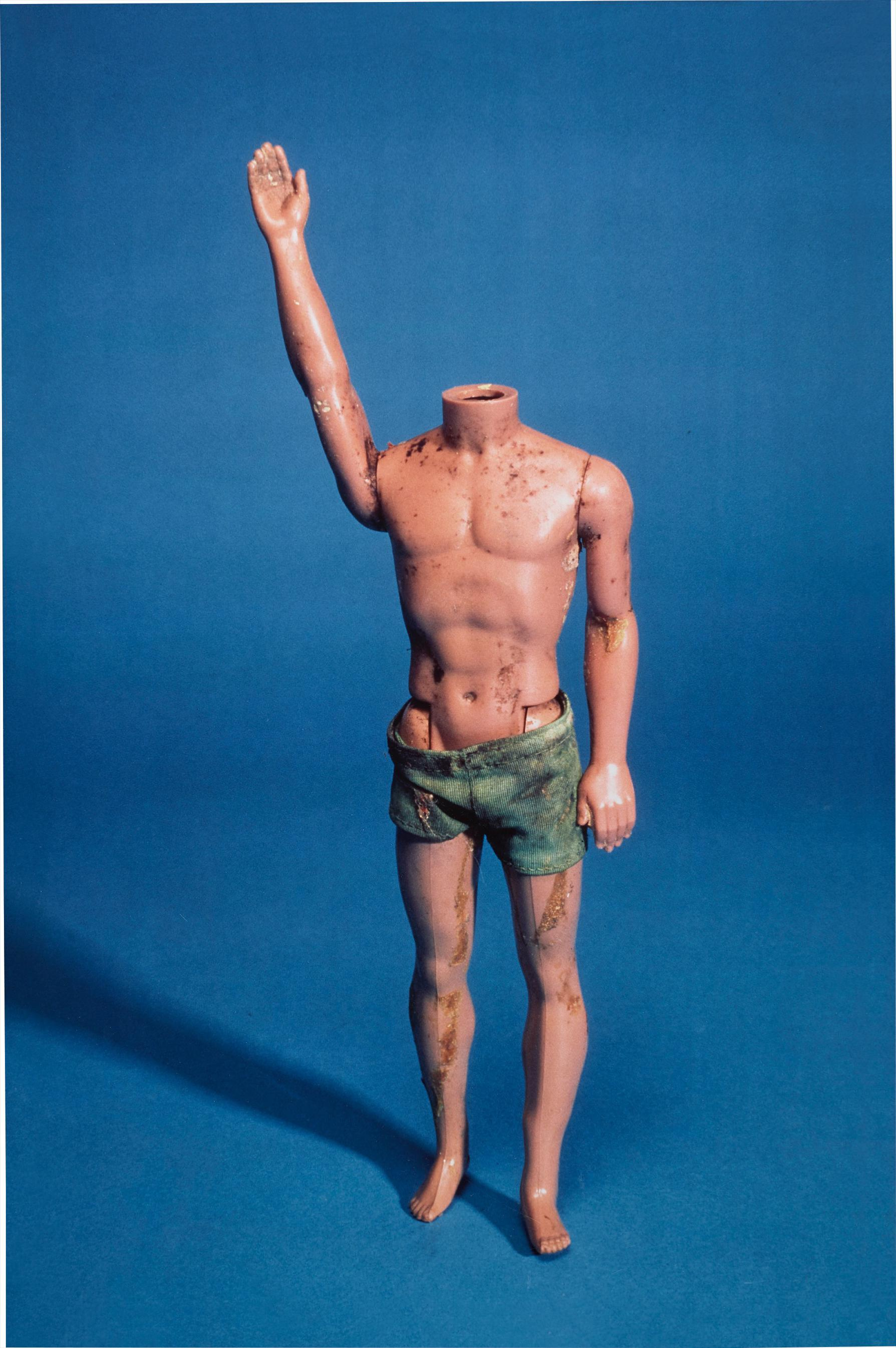 Paul McCarthy-Untitled (From Propo-Series) (Ken Doll No Head)-1993