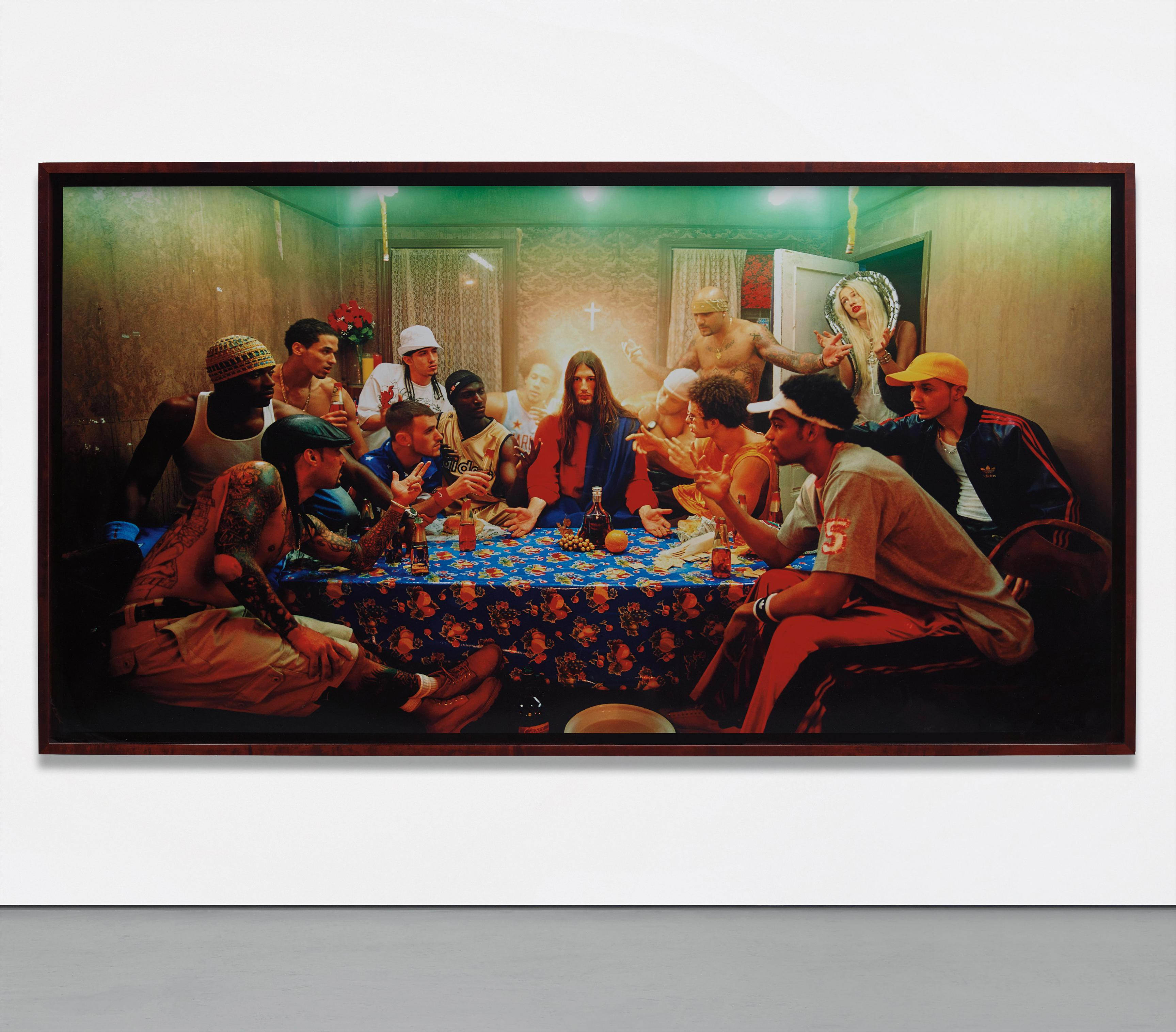 David LaChapelle-Last Supper-2008