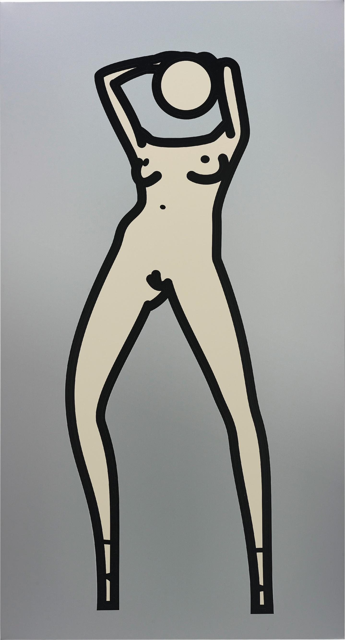Julian Opie-This Is Shahnoza. 29.-2006