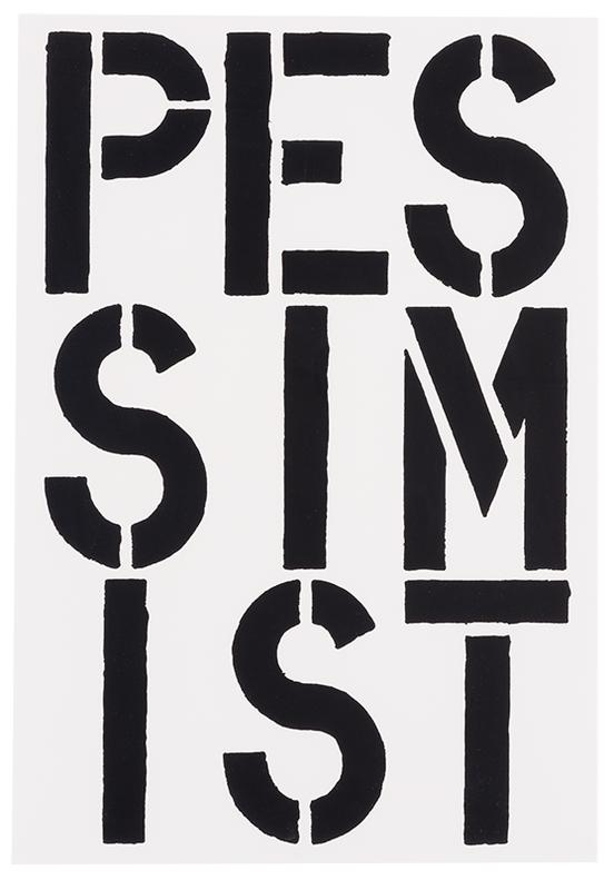 Christopher Wool-Untitled (From Black Book)-1989