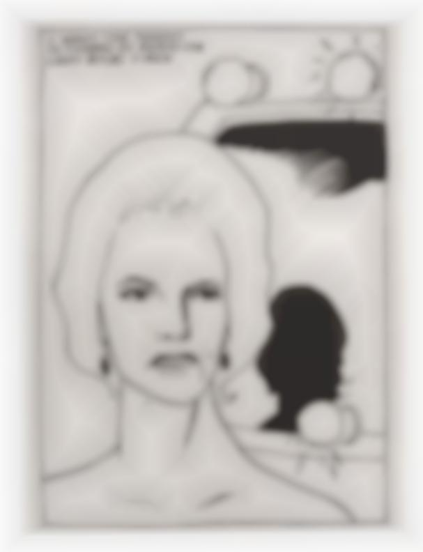 Raymond Pettibon-No Title (I Want The Person...)-1985
