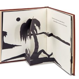 Kara Walker-Freedom, A Fable: A Curious Interpretation Of The Wit Of A Negress In Troubled Times-1997