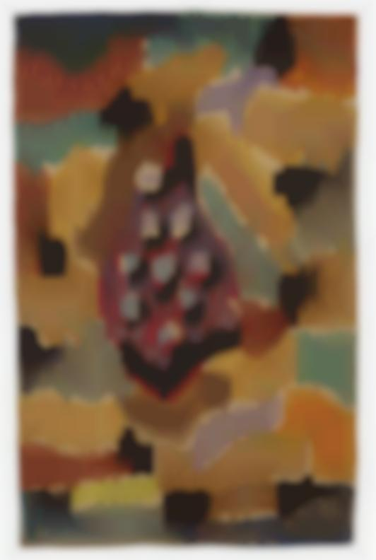 Marc Du Plantier - Abstract Composition-1960